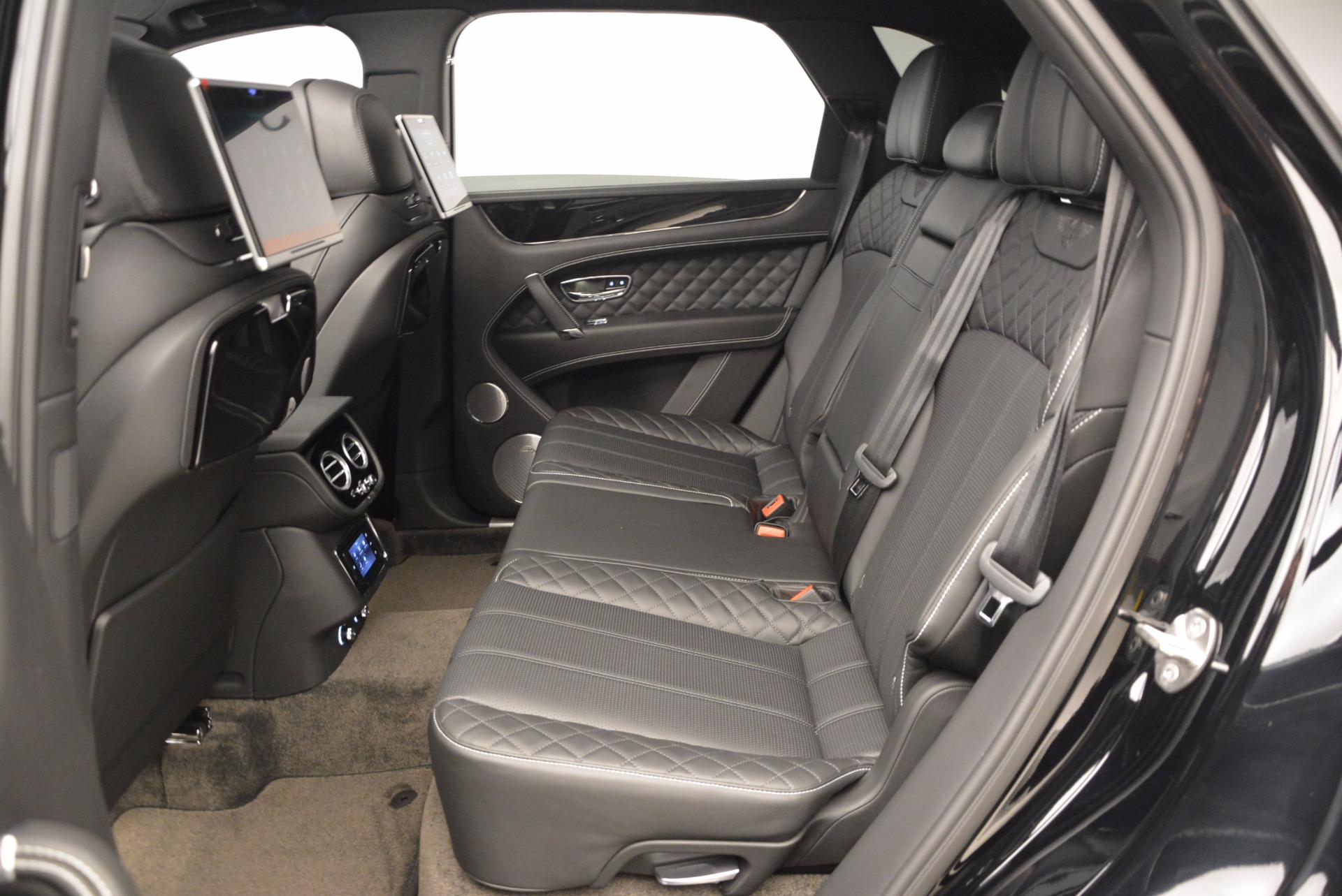 Used 2017 Bentley Bentayga  For Sale In Westport, CT 853_p33
