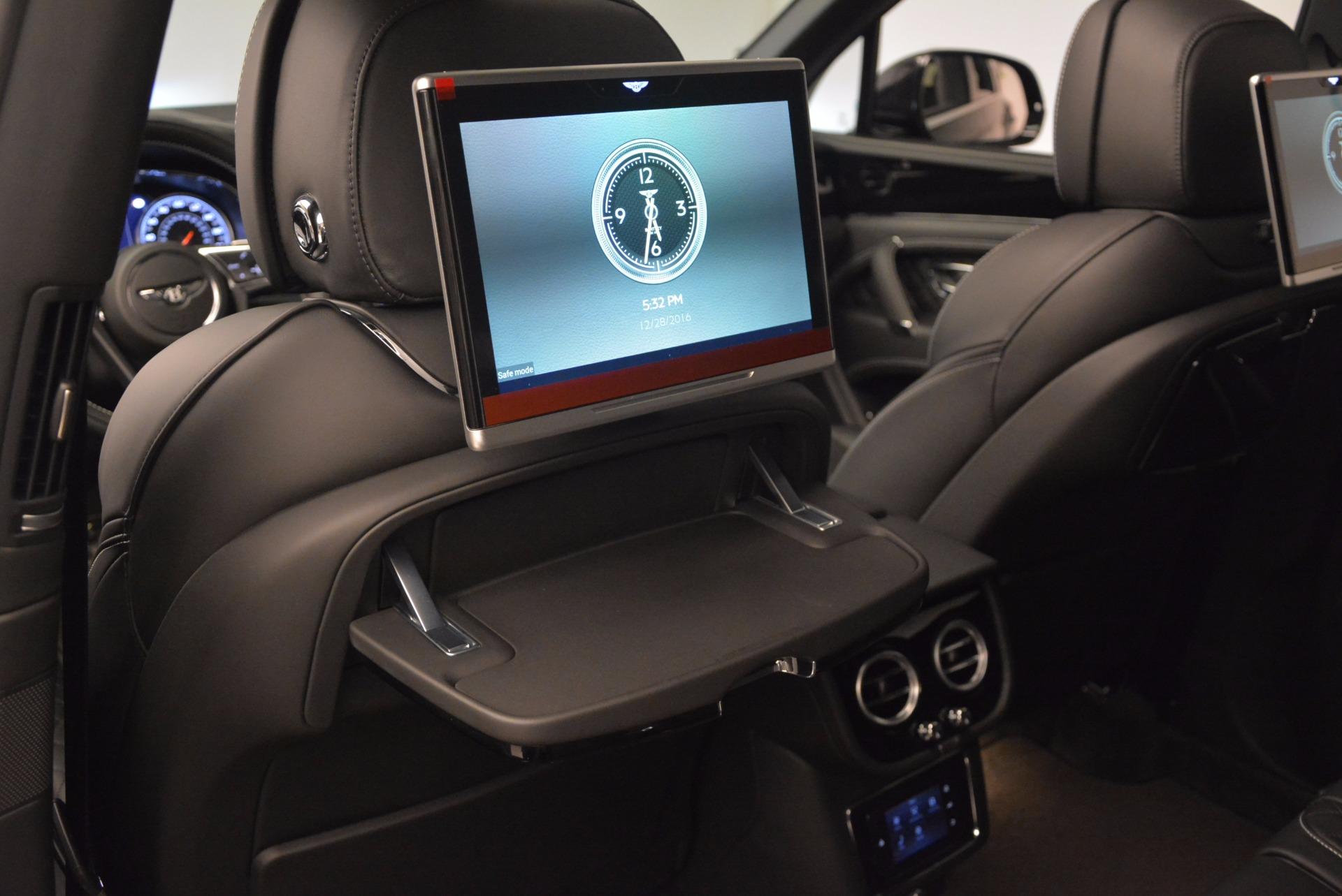 Used 2017 Bentley Bentayga  For Sale In Westport, CT 853_p35