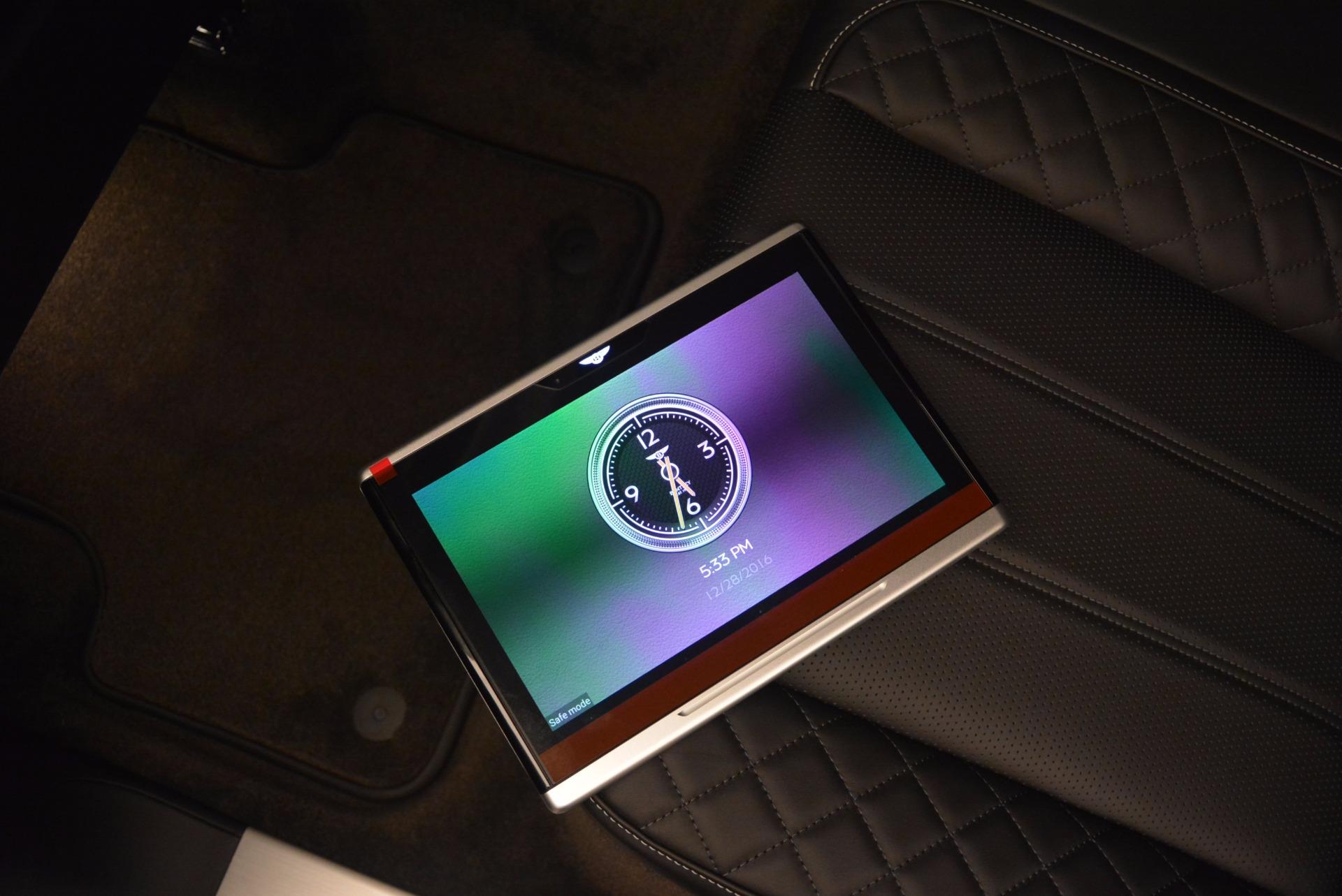 Used 2017 Bentley Bentayga  For Sale In Westport, CT 853_p36
