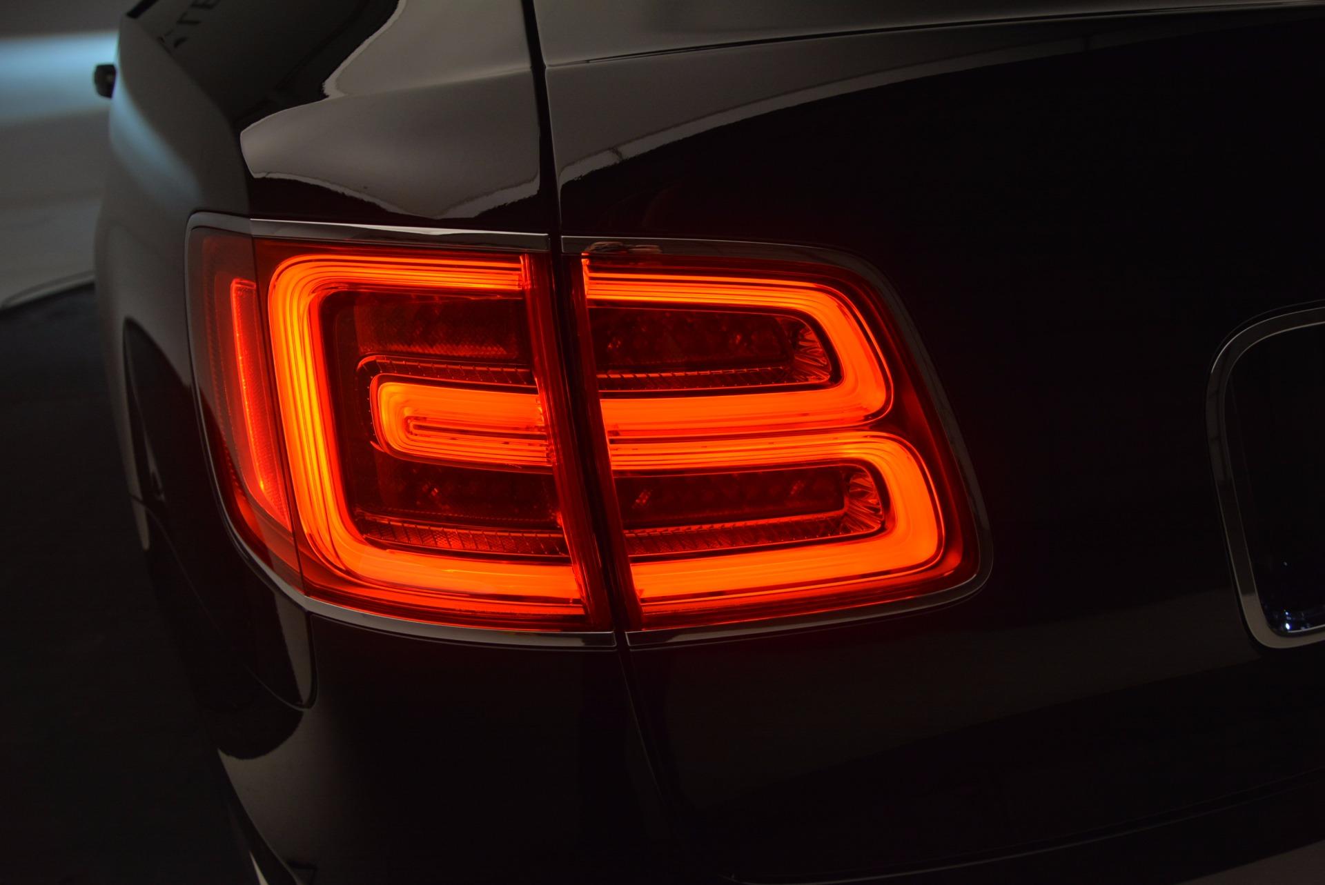 Used 2017 Bentley Bentayga  For Sale In Westport, CT 853_p39