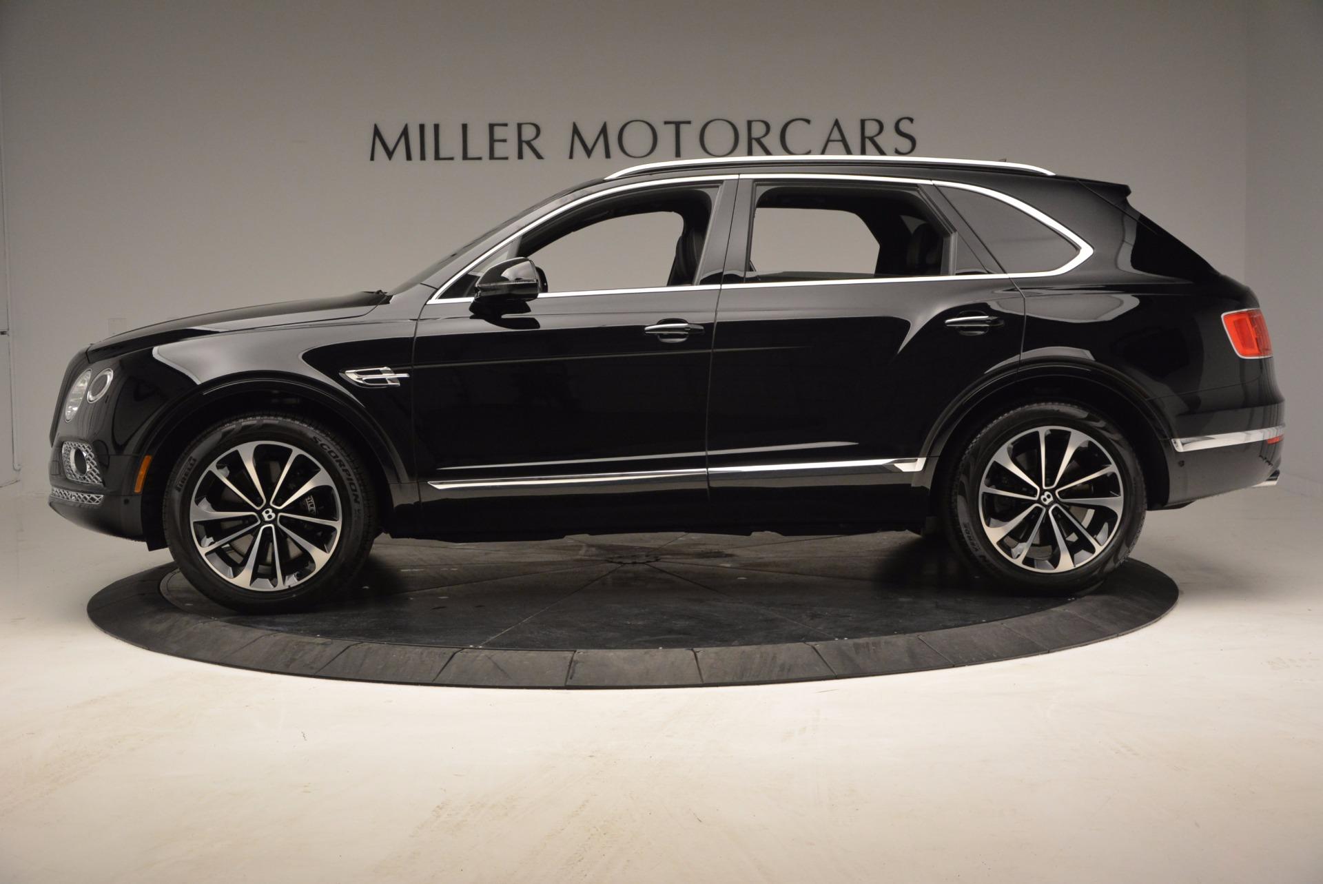 Used 2017 Bentley Bentayga  For Sale In Westport, CT 853_p3