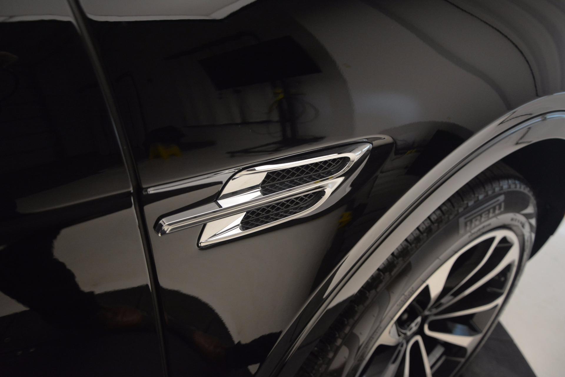 Used 2017 Bentley Bentayga  For Sale In Westport, CT 853_p41
