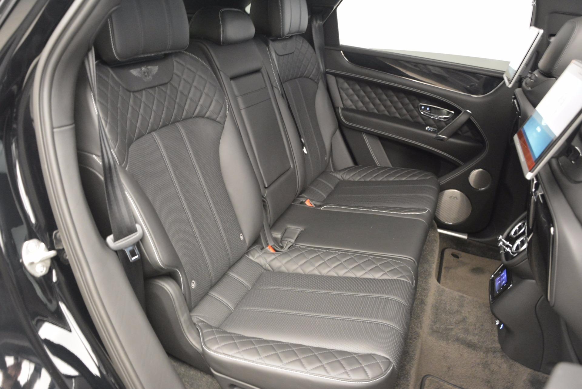 Used 2017 Bentley Bentayga  For Sale In Westport, CT 853_p43