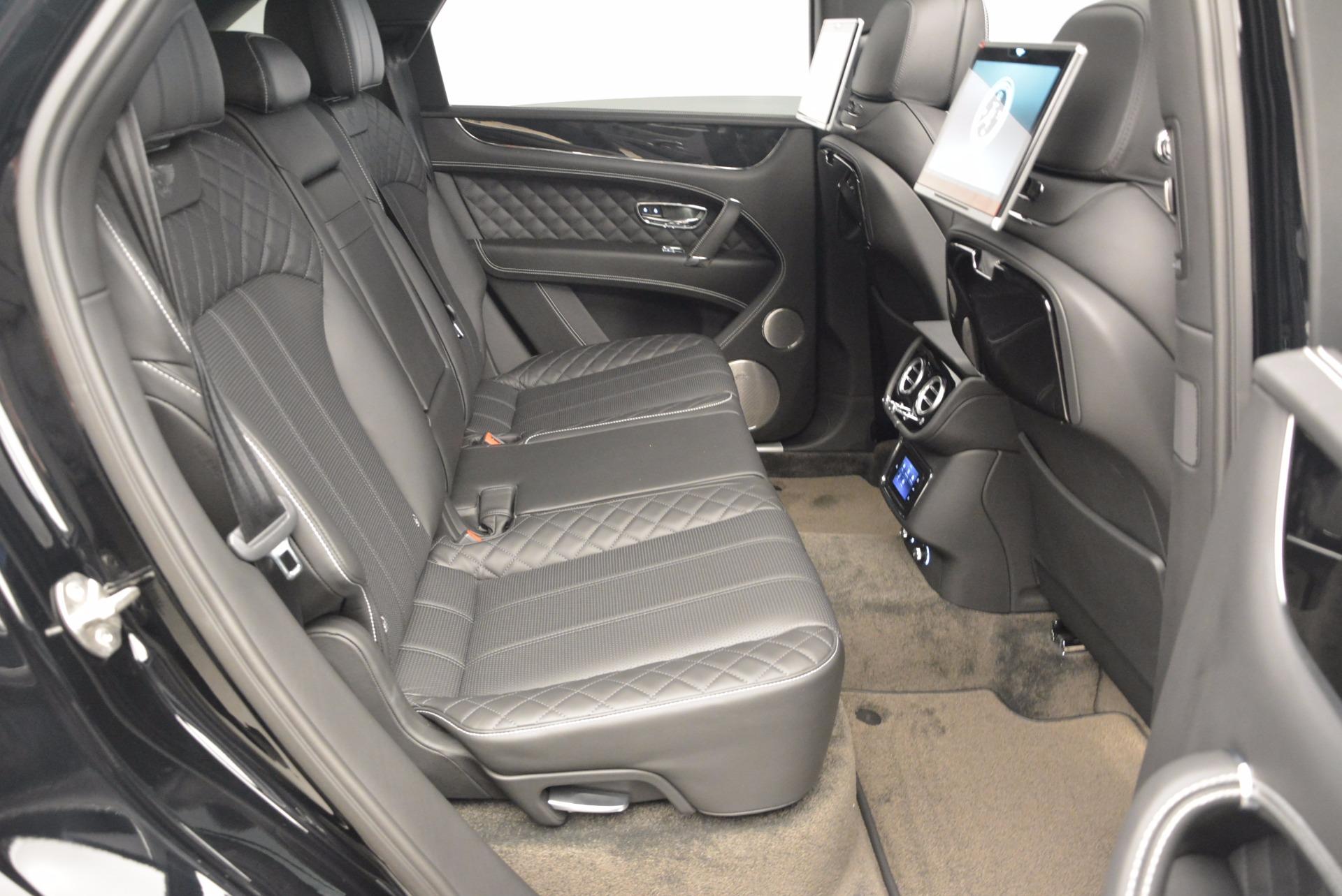 Used 2017 Bentley Bentayga  For Sale In Westport, CT 853_p44