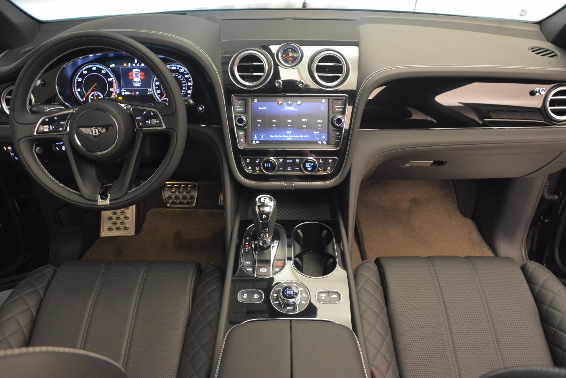 Used 2017 Bentley Bentayga  For Sale In Westport, CT 853_p47