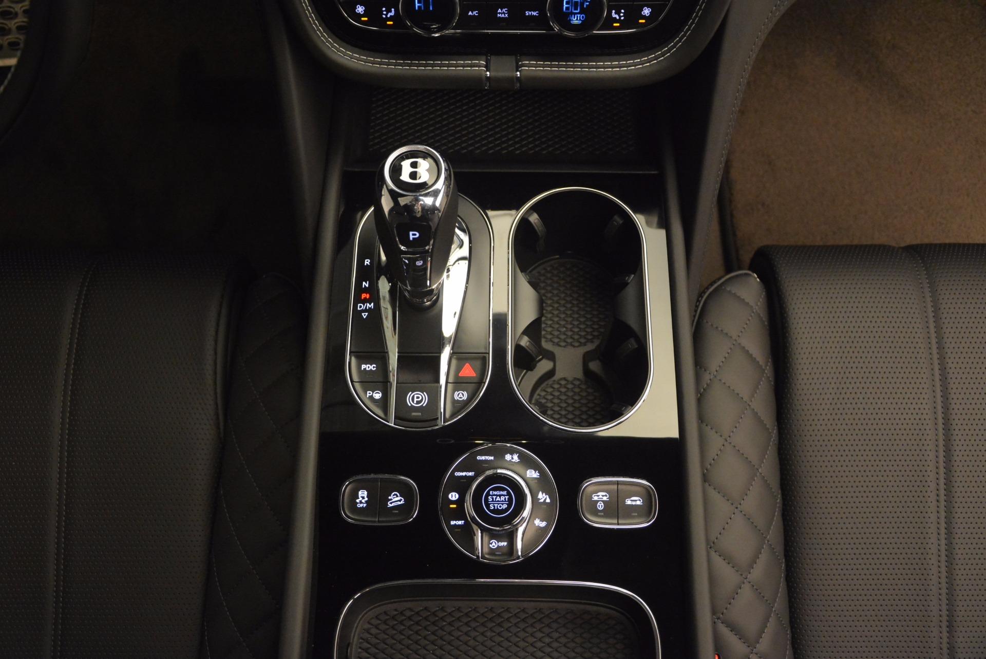Used 2017 Bentley Bentayga  For Sale In Westport, CT 853_p49