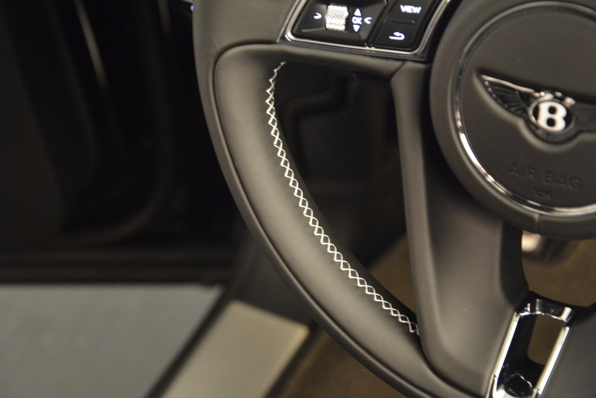 Used 2017 Bentley Bentayga  For Sale In Westport, CT 853_p50