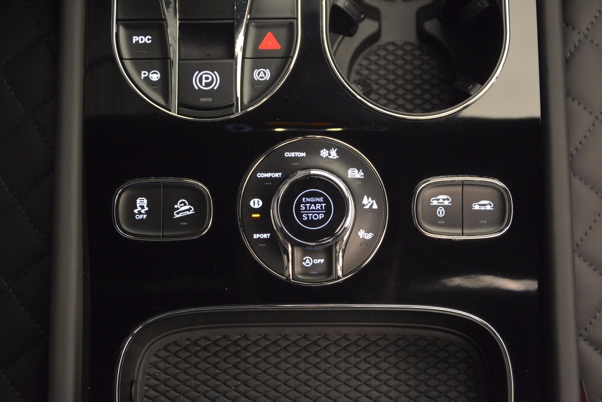 Used 2017 Bentley Bentayga  For Sale In Westport, CT 853_p52