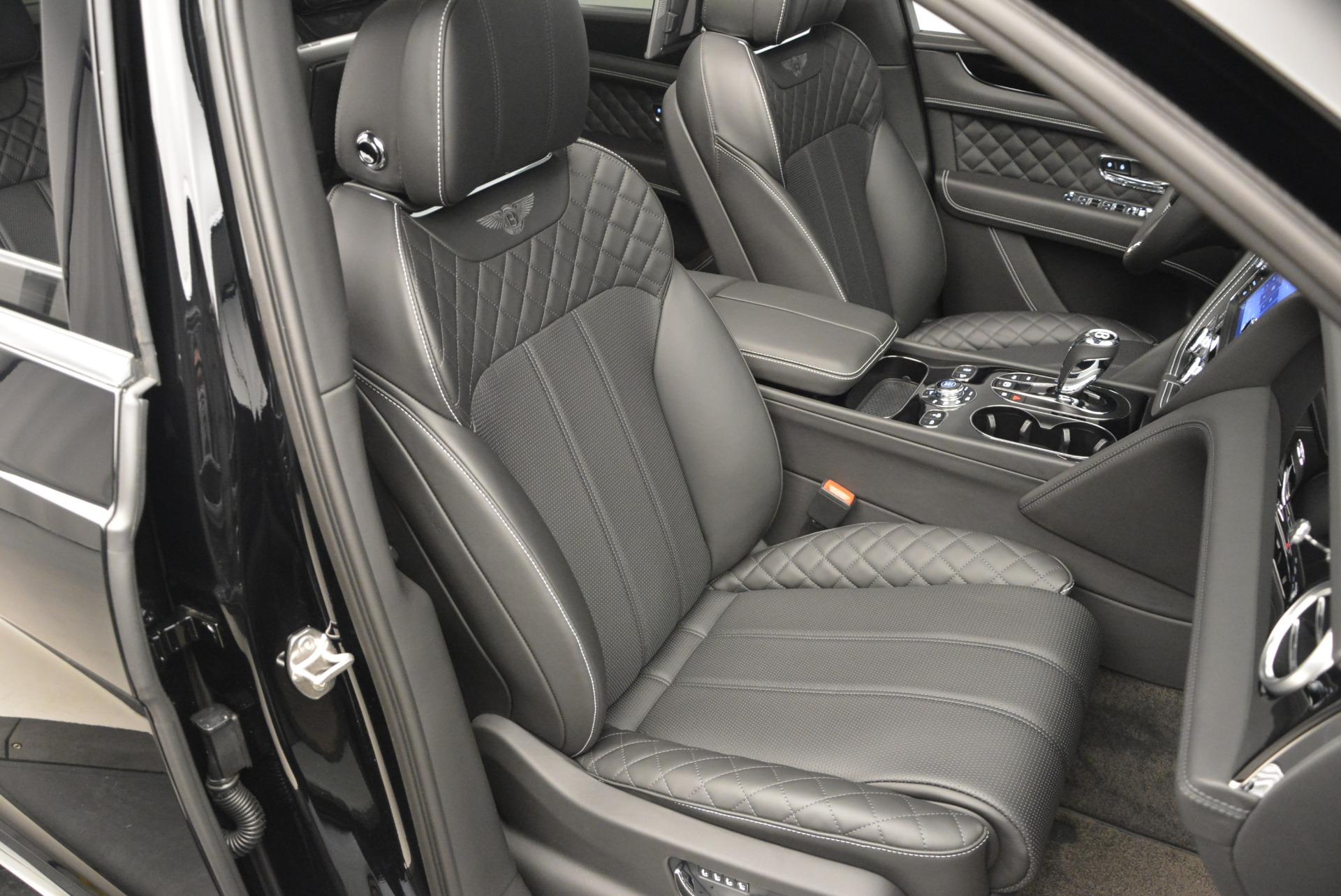 Used 2017 Bentley Bentayga  For Sale In Westport, CT 853_p56