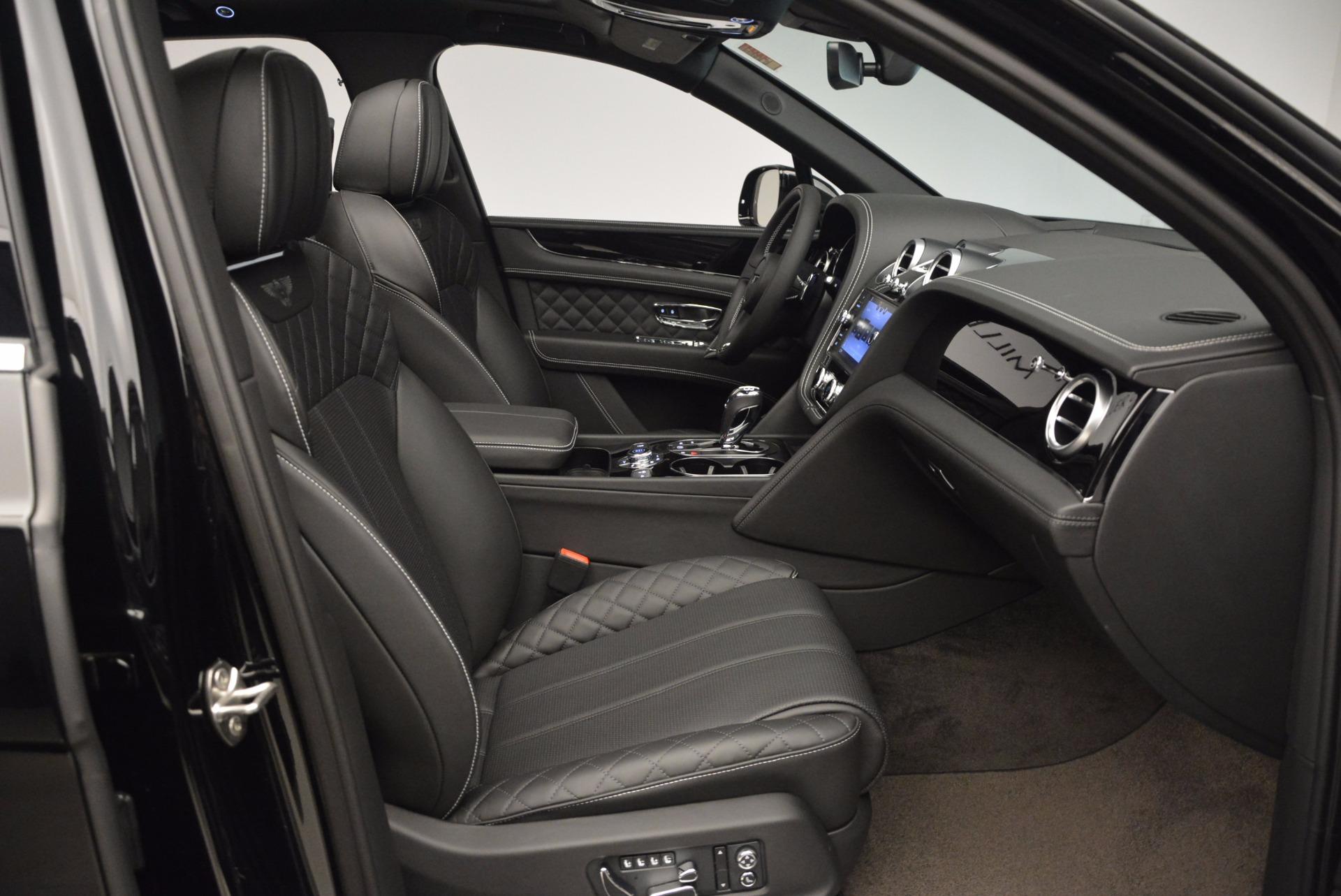 Used 2017 Bentley Bentayga  For Sale In Westport, CT 853_p57