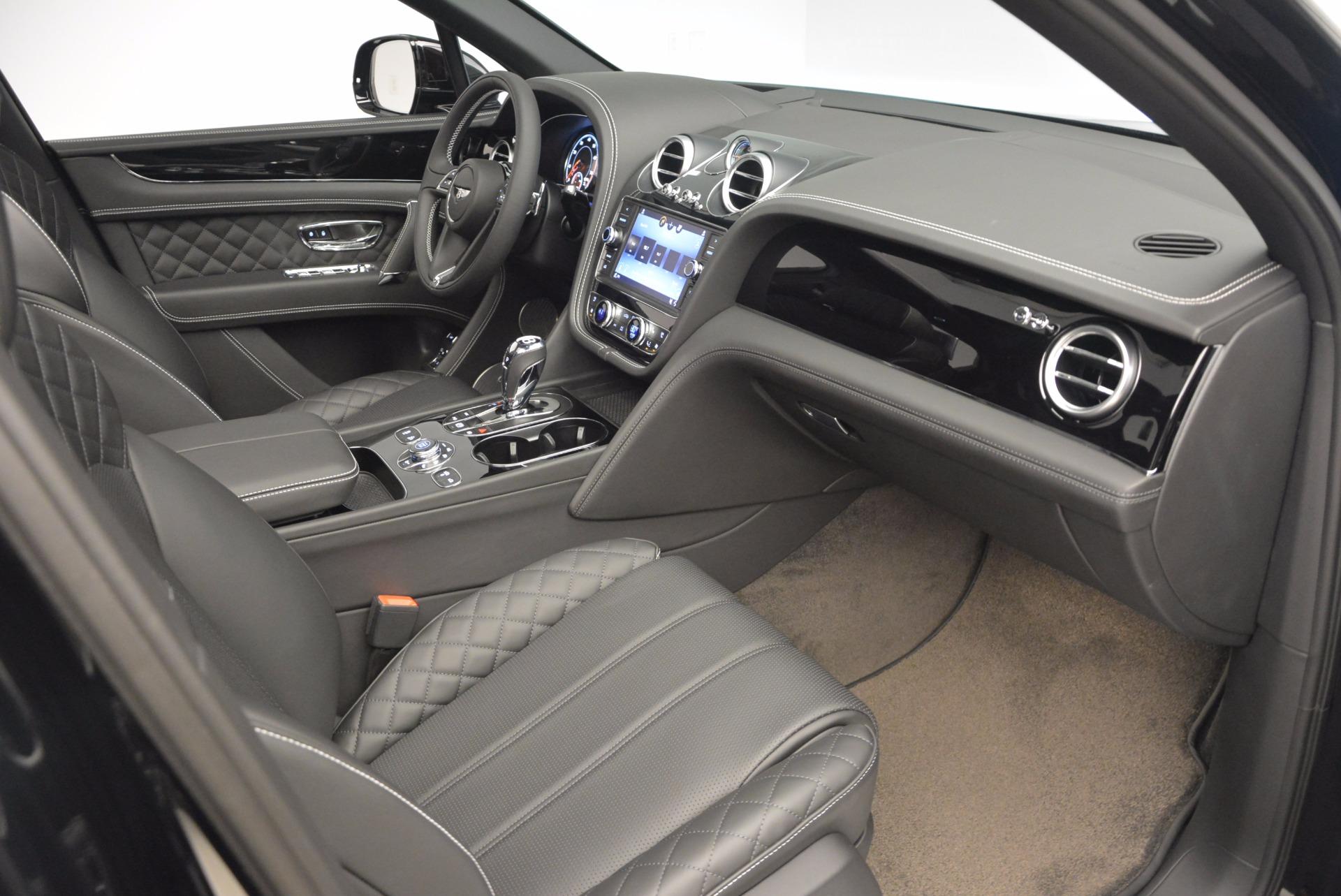 Used 2017 Bentley Bentayga  For Sale In Westport, CT 853_p58