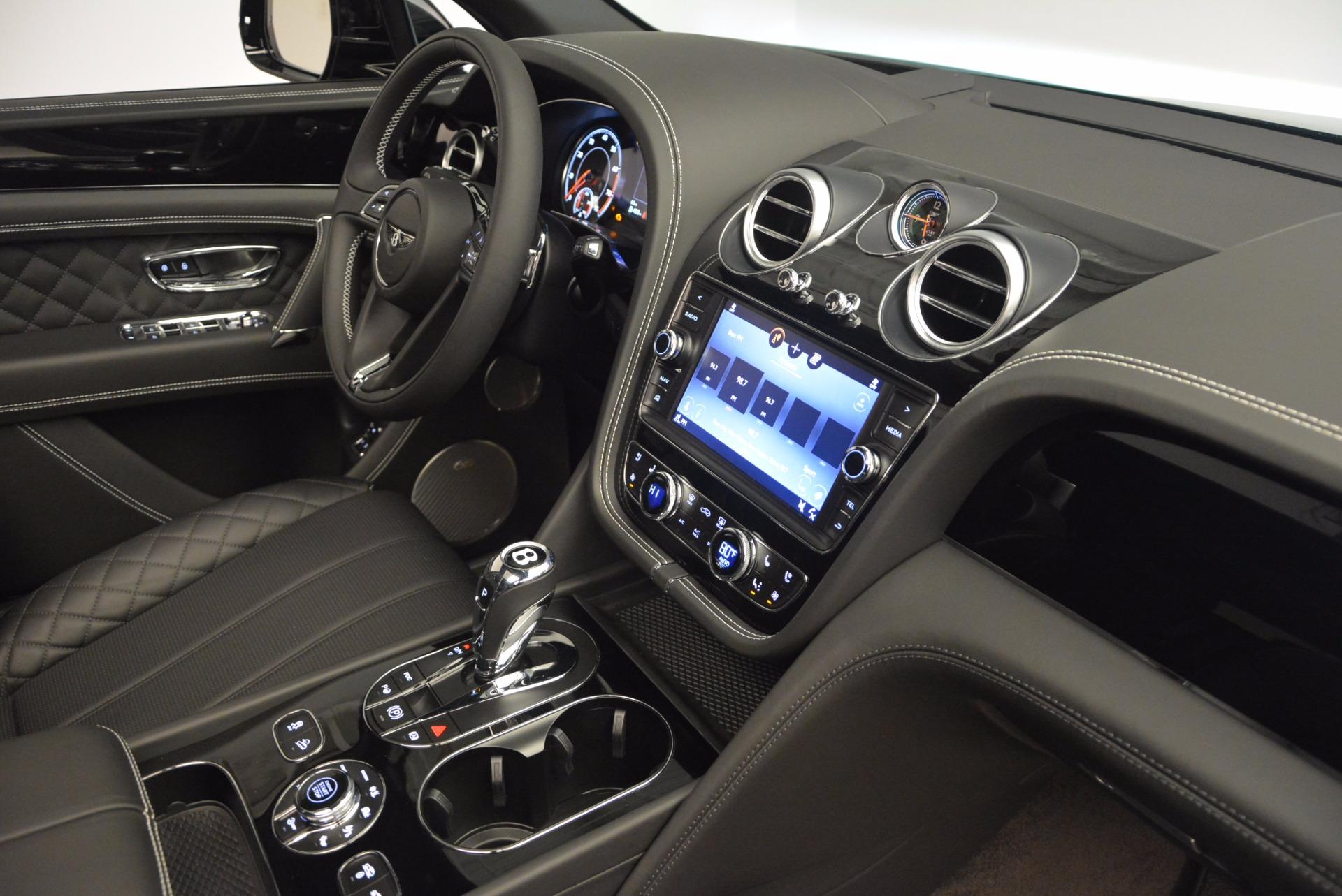 Used 2017 Bentley Bentayga  For Sale In Westport, CT 853_p59