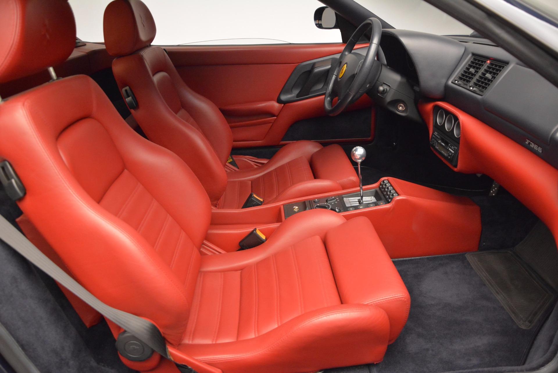 Used 1999 Ferrari 355 Berlinetta For Sale In Westport, CT 855_p19