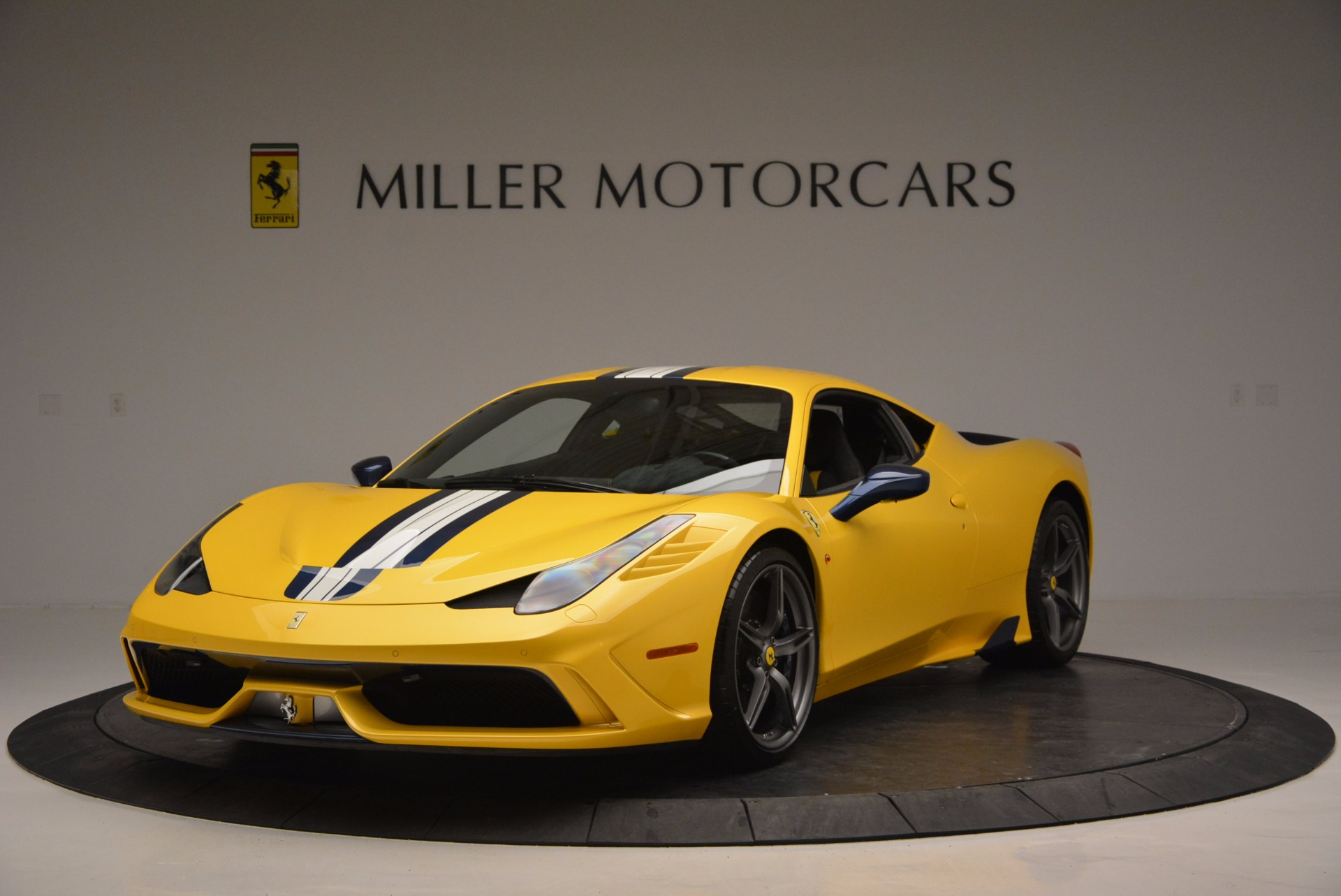 Used 2015 Ferrari 458 Speciale  For Sale In Westport, CT 857_main