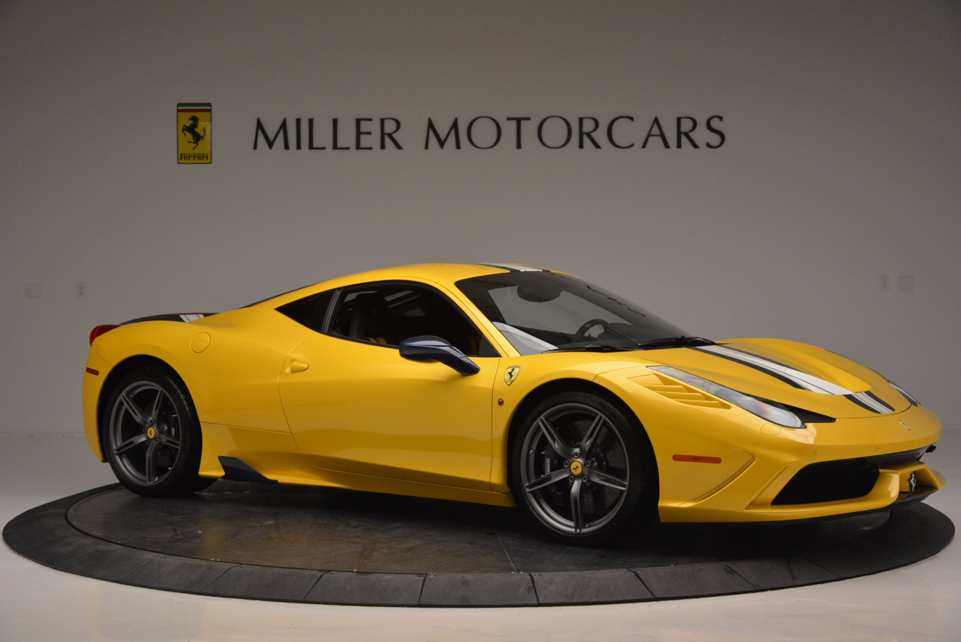 Used 2015 Ferrari 458 Speciale  For Sale In Westport, CT 857_p10