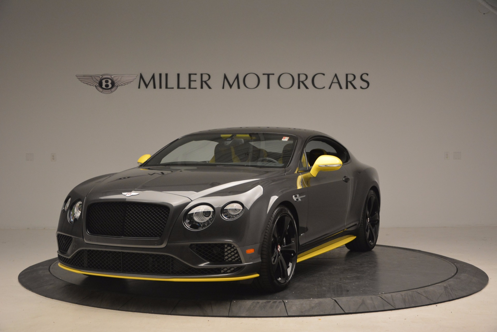 New 2017 Bentley Continental GT V8 S For Sale In Westport, CT 860_main