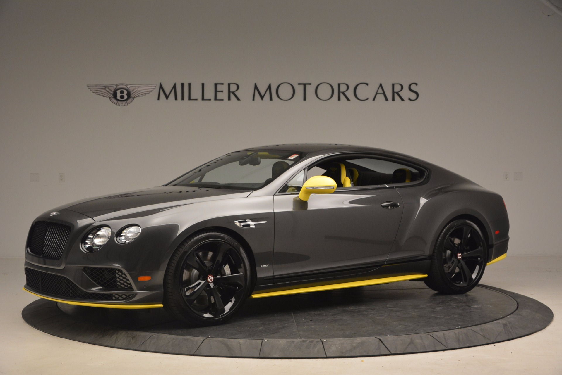 New 2017 Bentley Continental GT V8 S For Sale In Westport, CT 860_p2