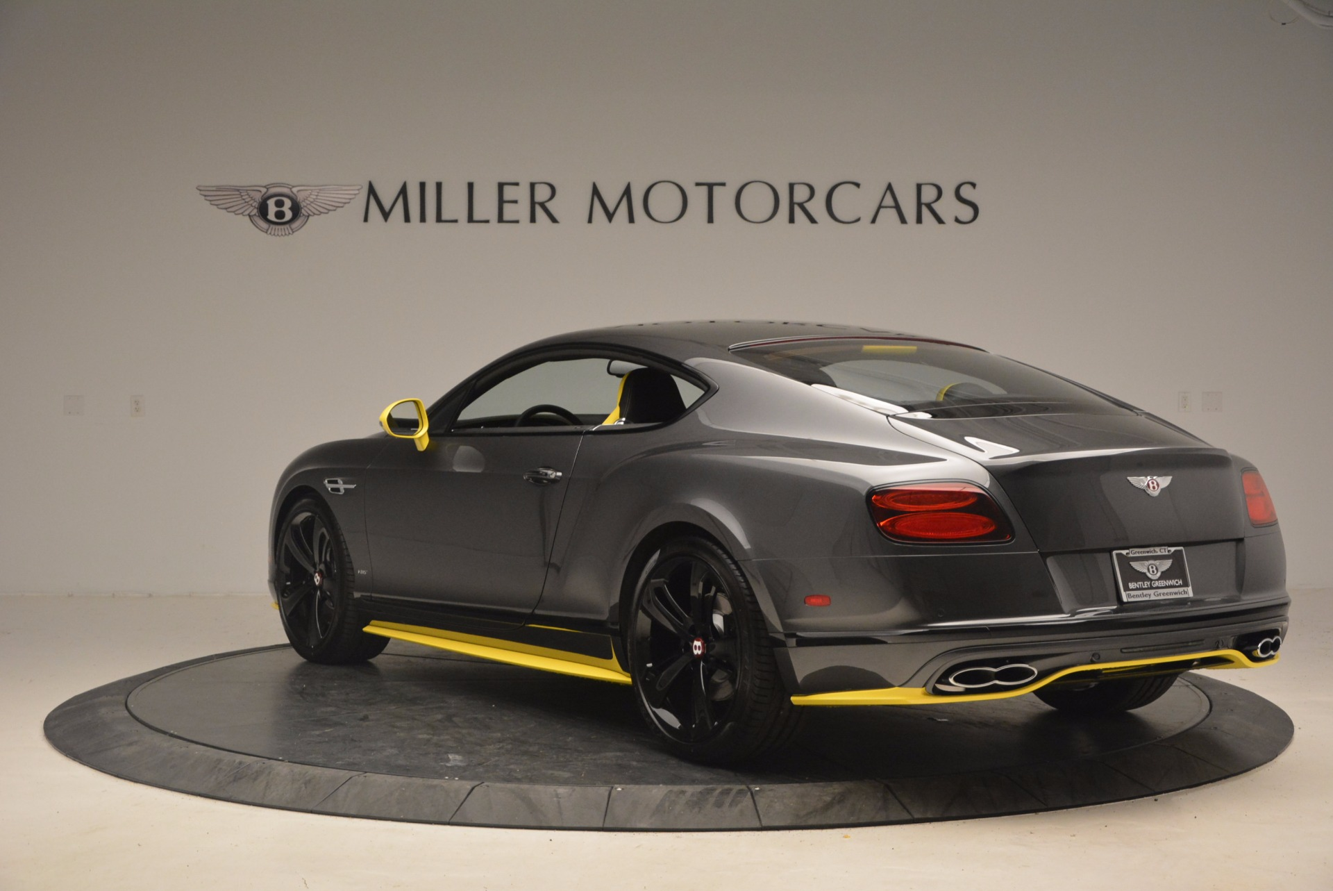 New 2017 Bentley Continental GT V8 S For Sale In Westport, CT 860_p5