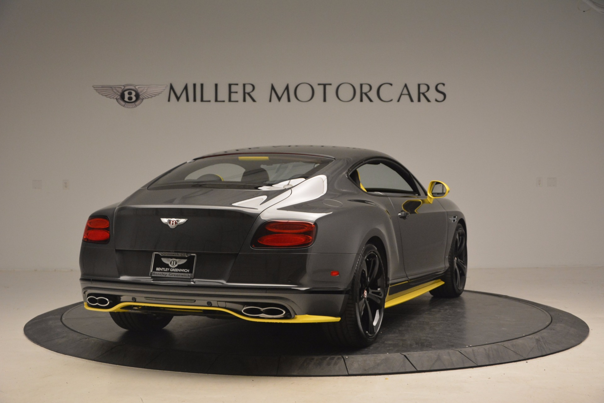 New 2017 Bentley Continental GT V8 S For Sale In Westport, CT 860_p7