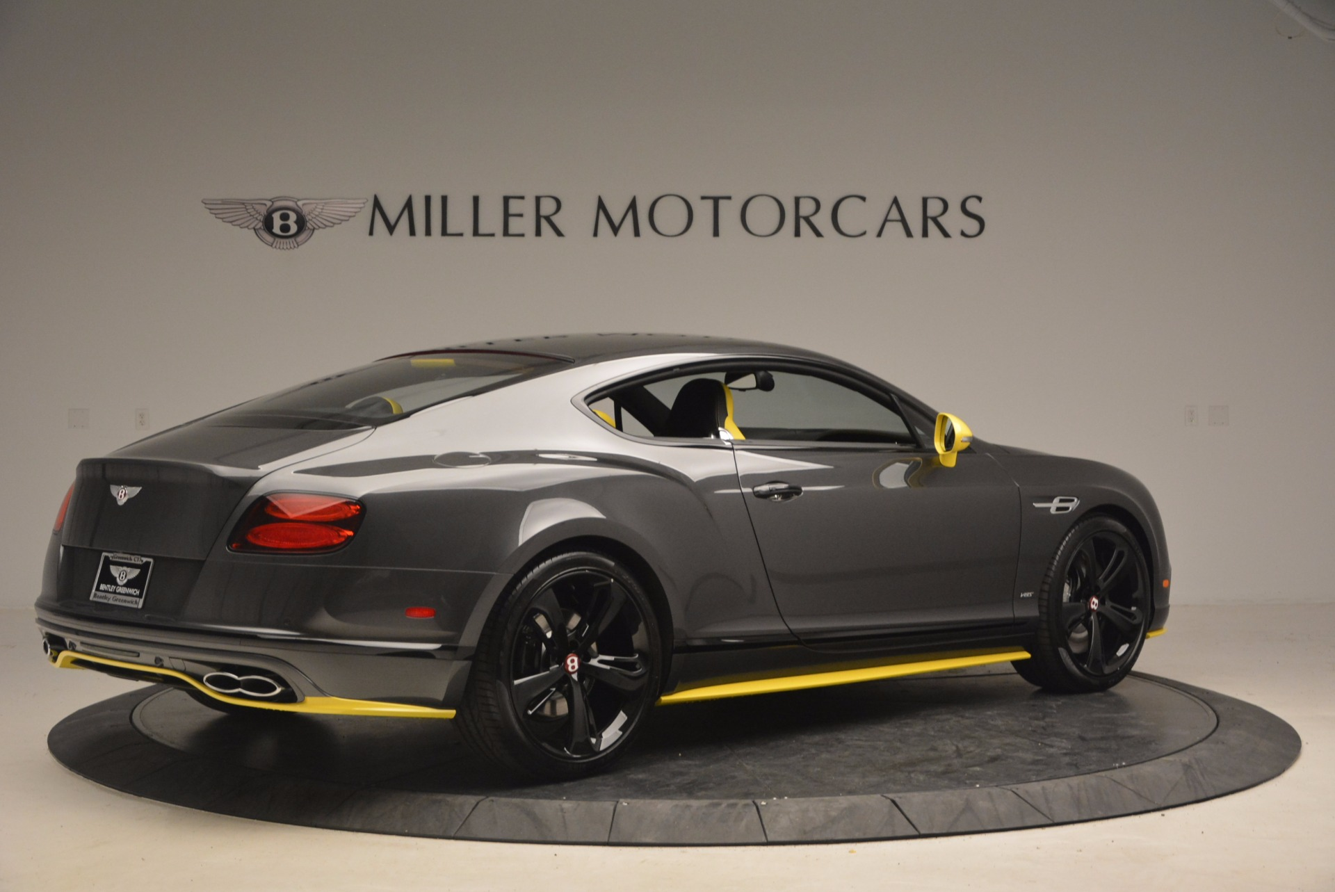 New 2017 Bentley Continental GT V8 S For Sale In Westport, CT 860_p8