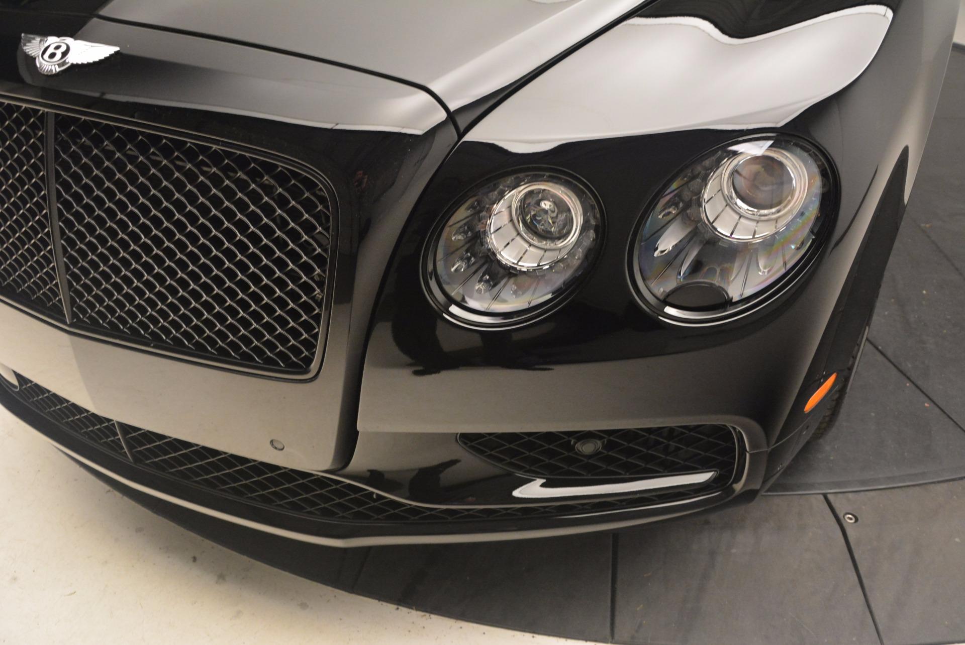 New 2017 Bentley Flying Spur W12 S For Sale In Westport, CT 861_p14