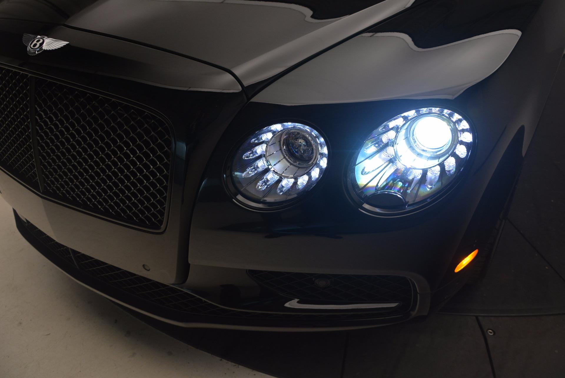 New 2017 Bentley Flying Spur W12 S For Sale In Westport, CT 861_p18
