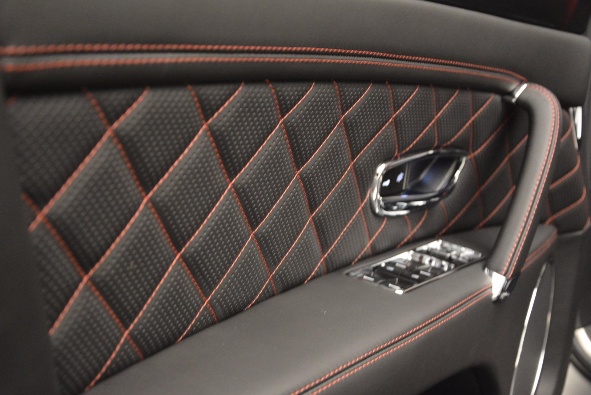 New 2017 Bentley Flying Spur W12 S For Sale In Westport, CT 861_p23