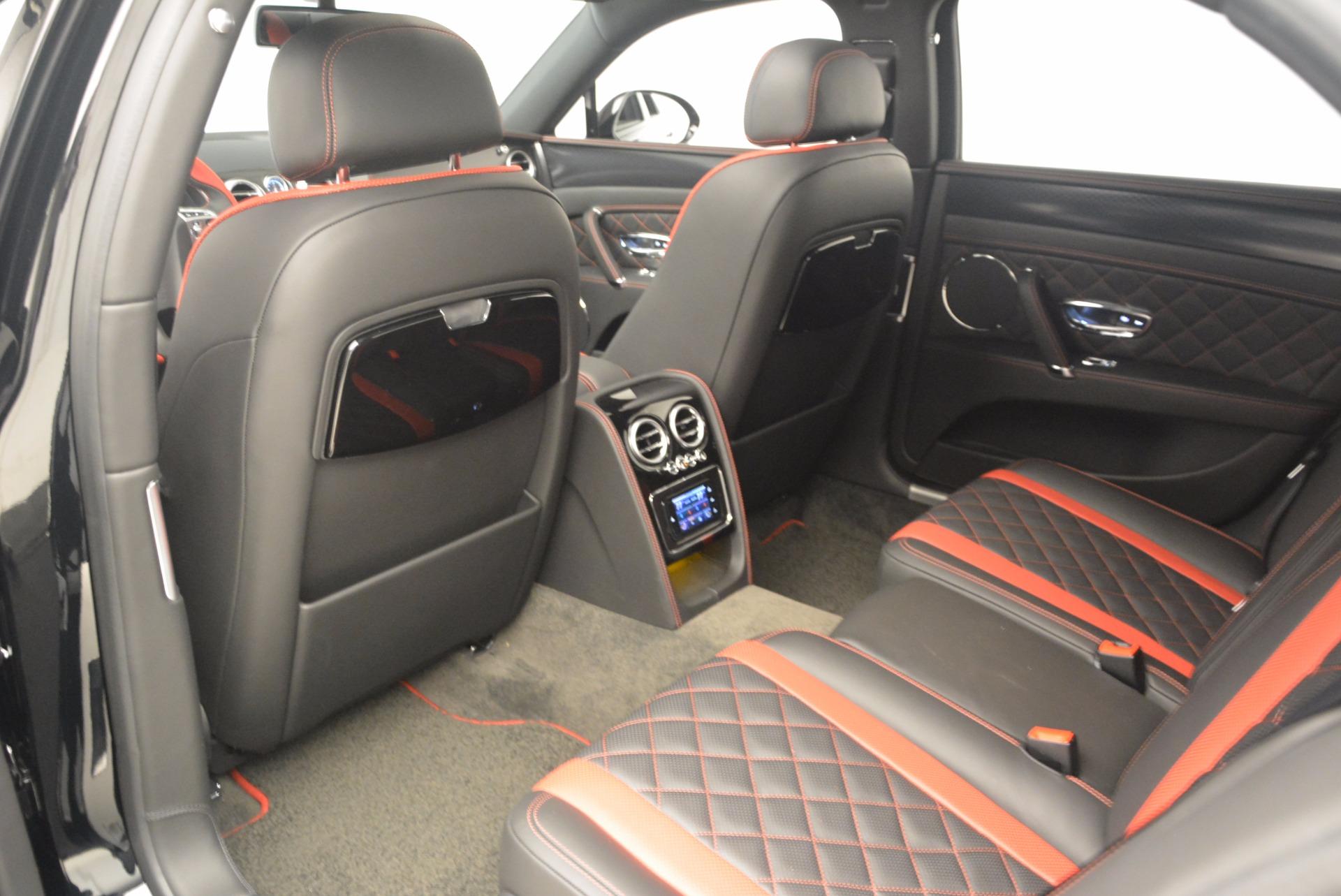 New 2017 Bentley Flying Spur W12 S For Sale In Westport, CT 861_p31