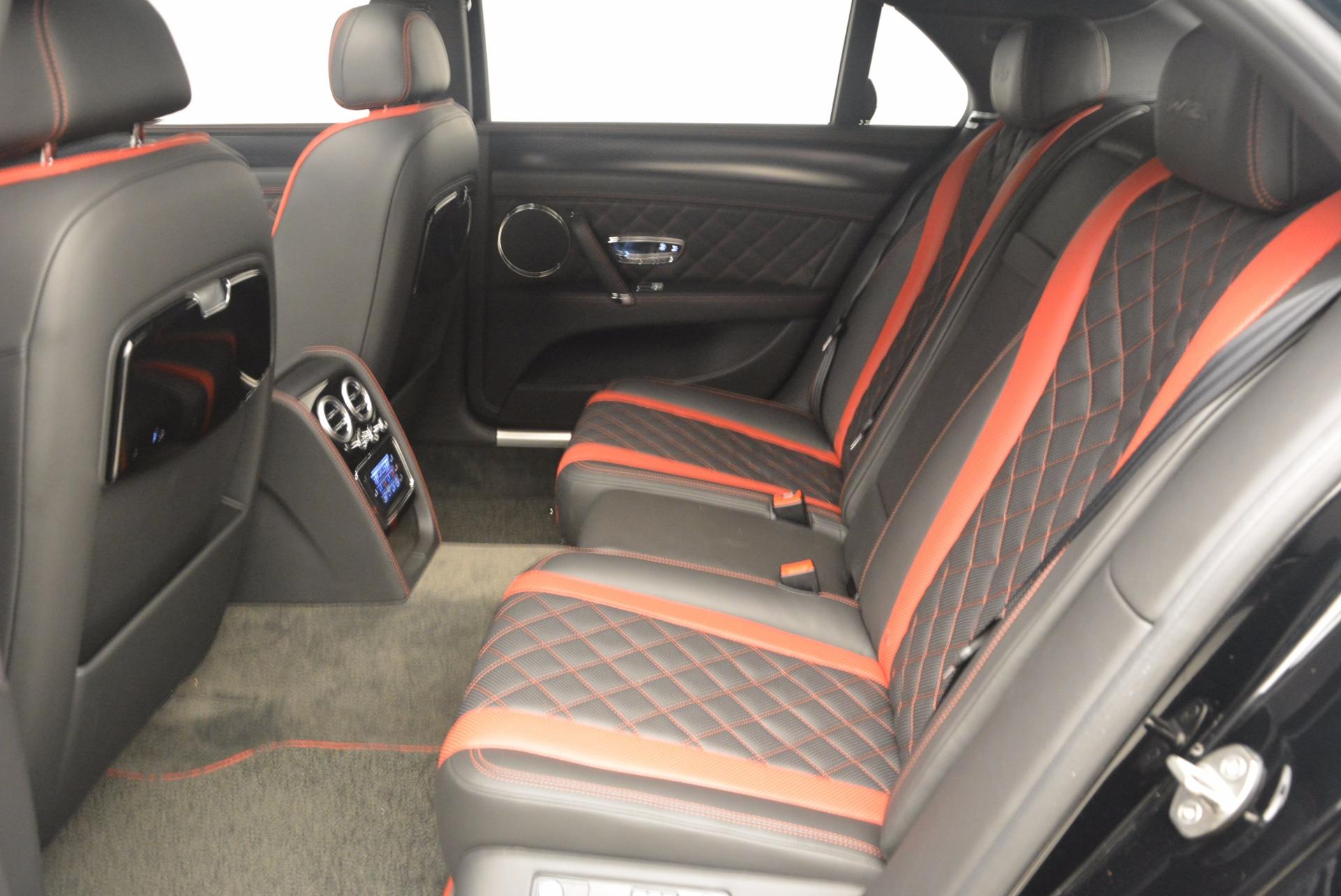 New 2017 Bentley Flying Spur W12 S For Sale In Westport, CT 861_p32
