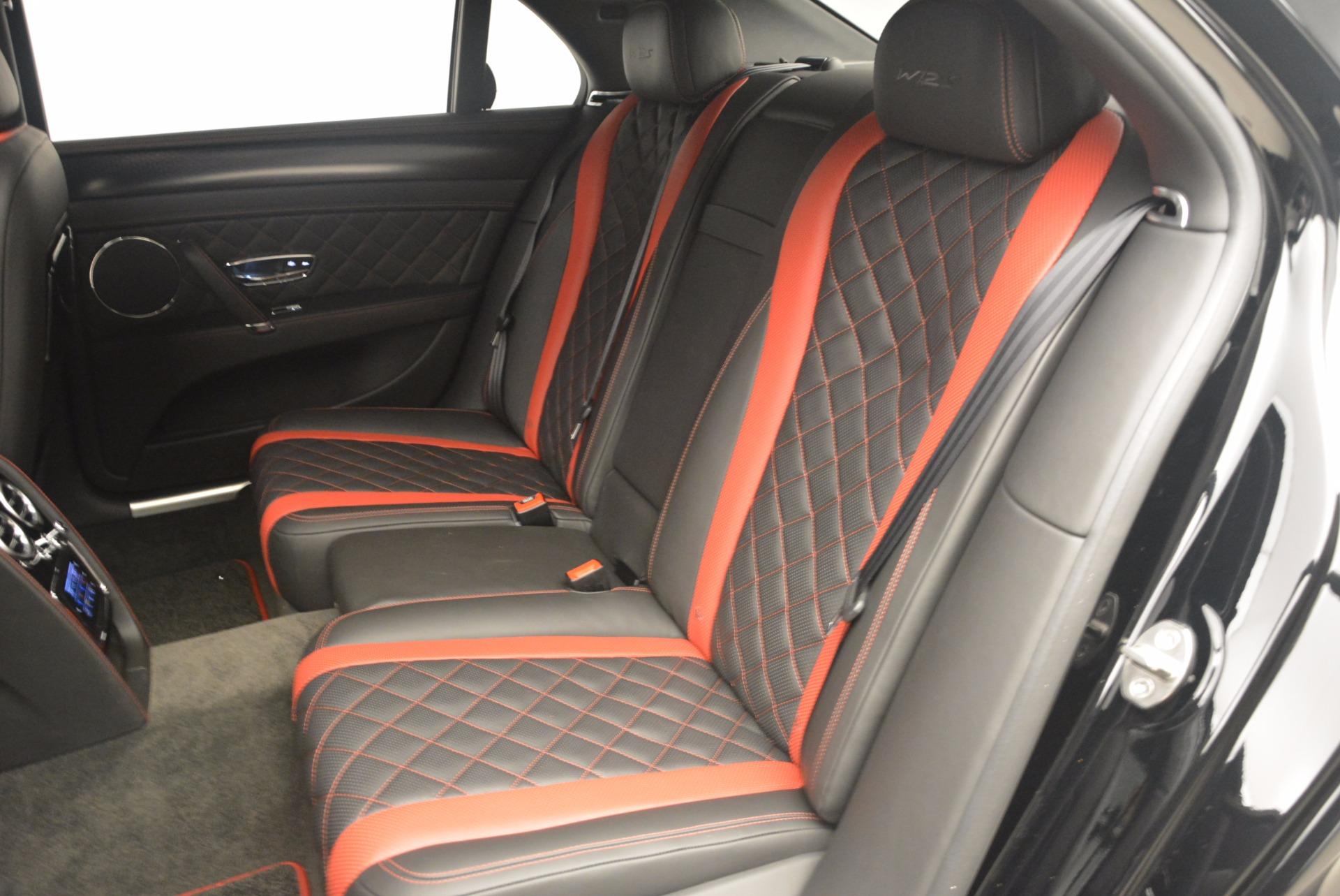 New 2017 Bentley Flying Spur W12 S For Sale In Westport, CT 861_p33