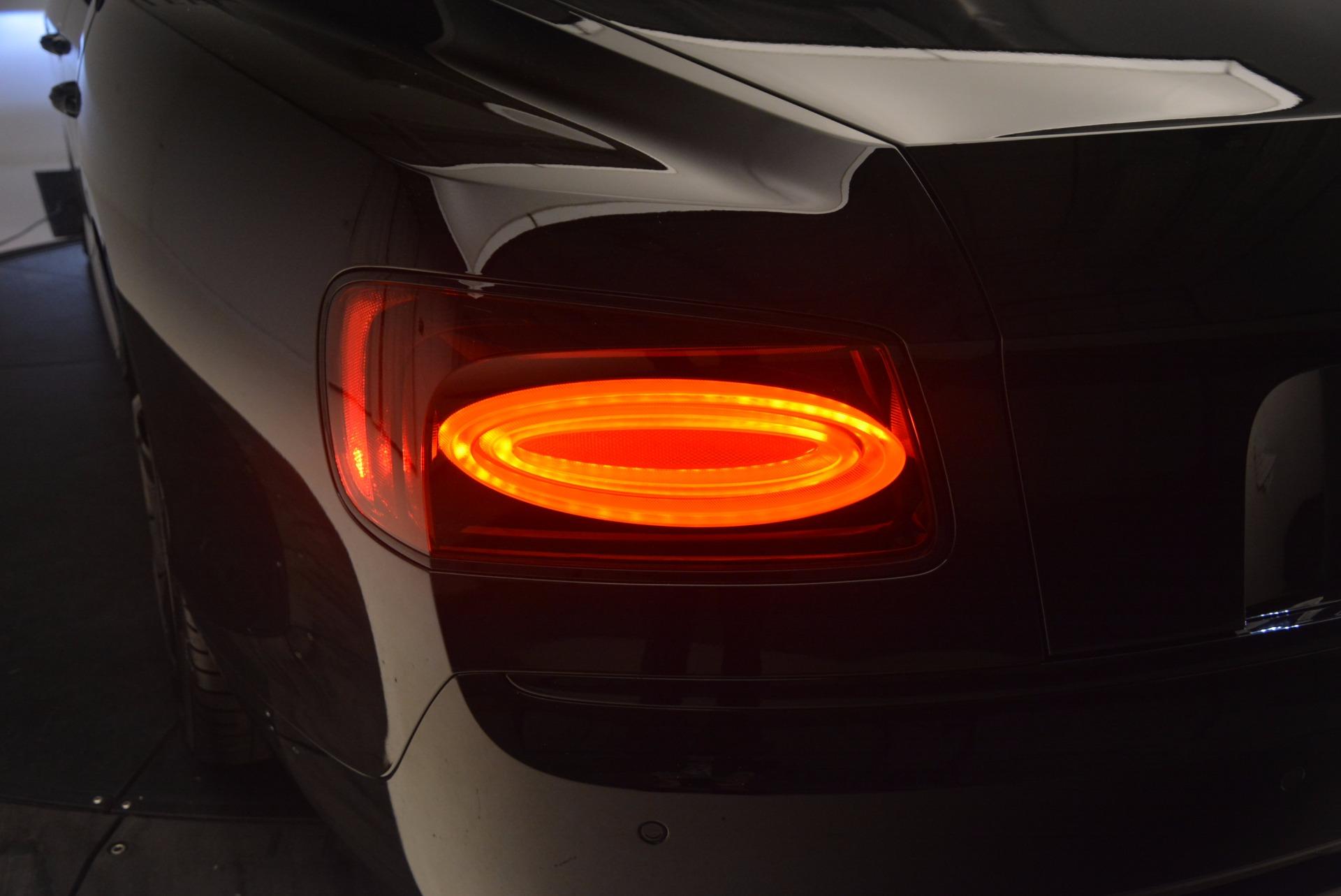 New 2017 Bentley Flying Spur W12 S For Sale In Westport, CT 861_p35