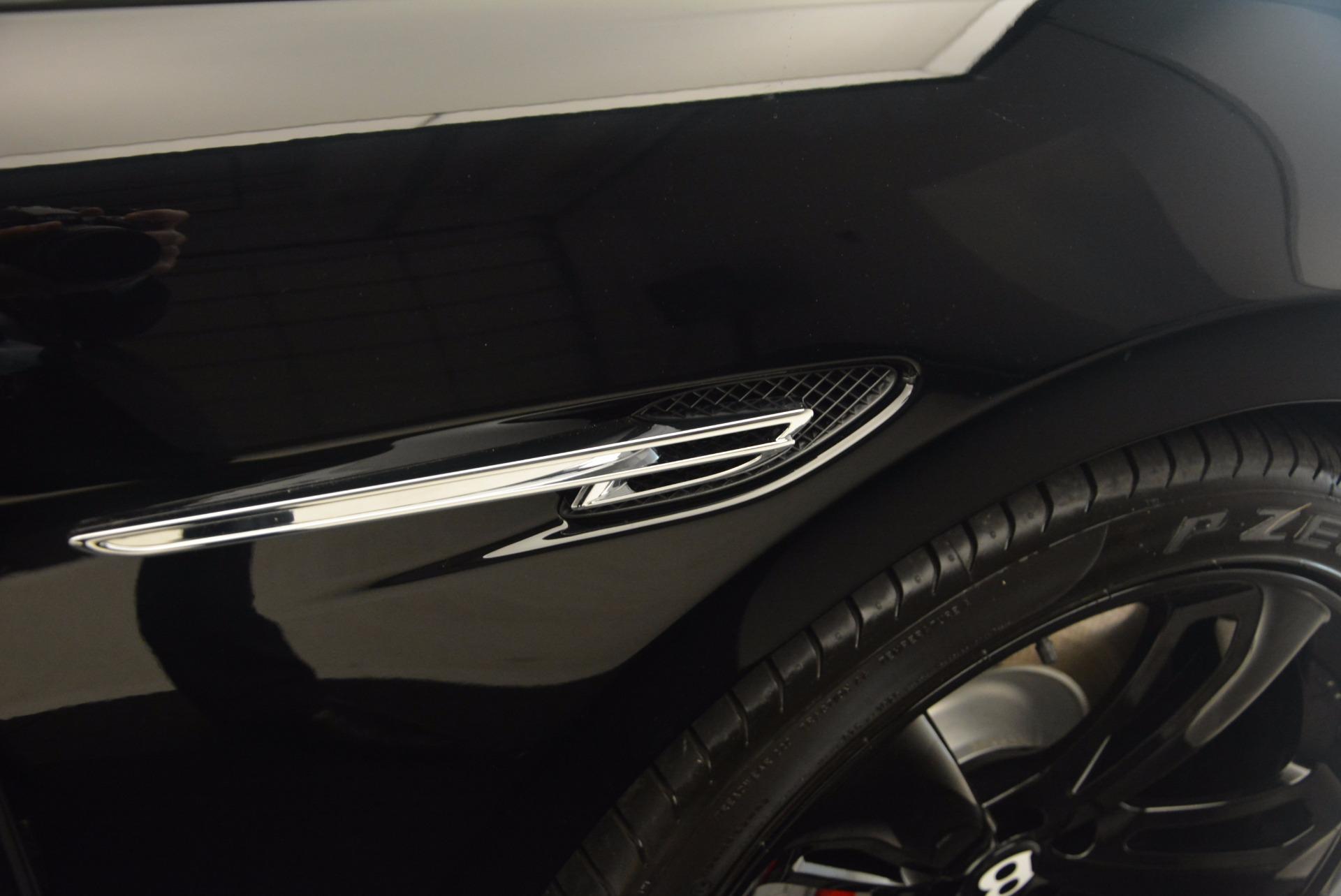 New 2017 Bentley Flying Spur W12 S For Sale In Westport, CT 861_p37