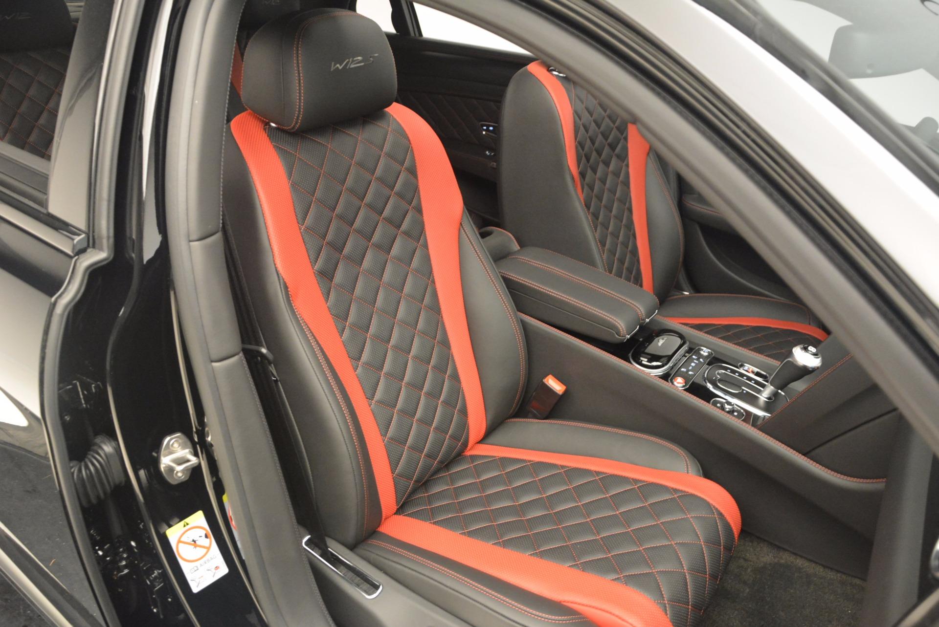 New 2017 Bentley Flying Spur W12 S For Sale In Westport, CT 861_p39