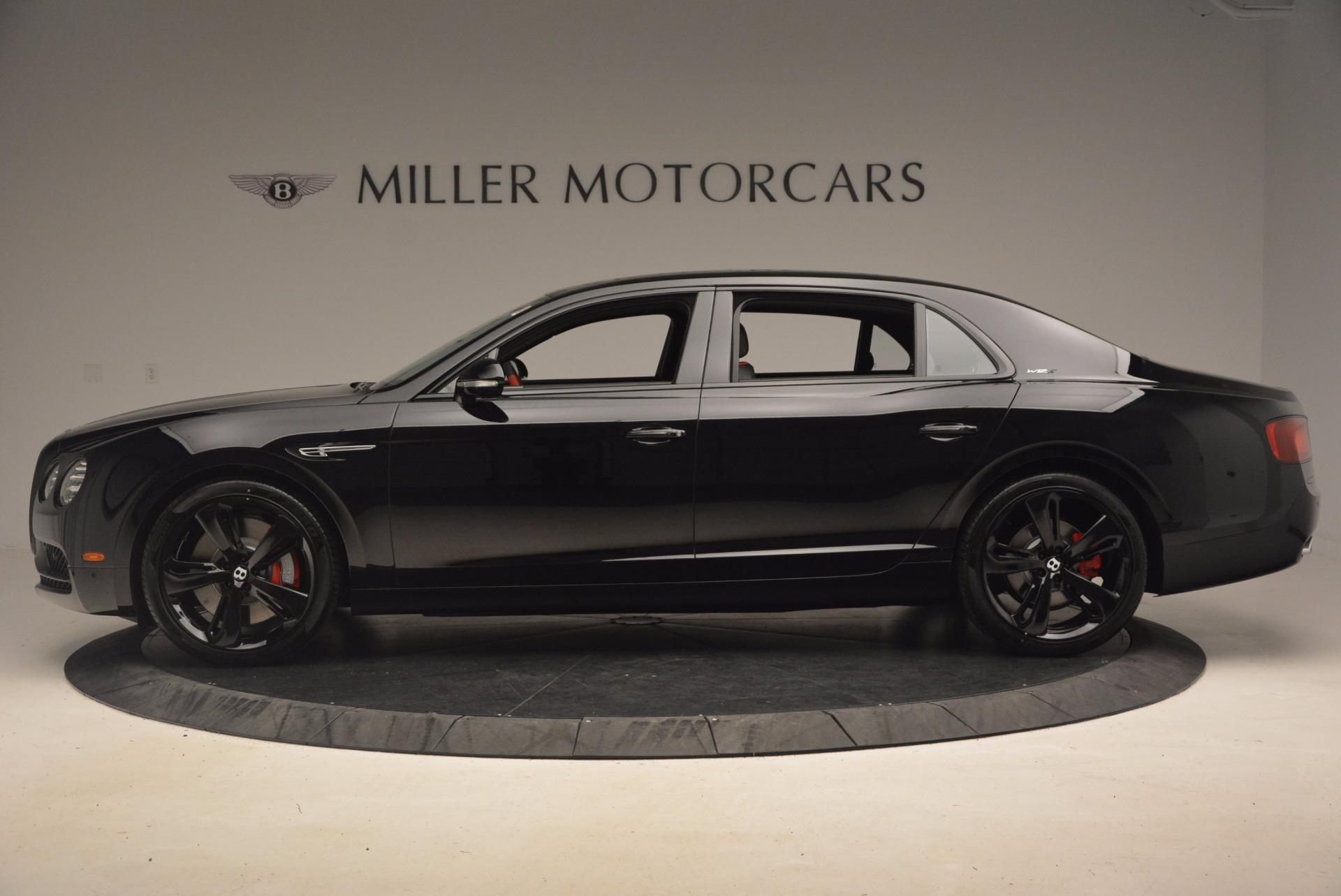 New 2017 Bentley Flying Spur W12 S For Sale In Westport, CT 861_p3