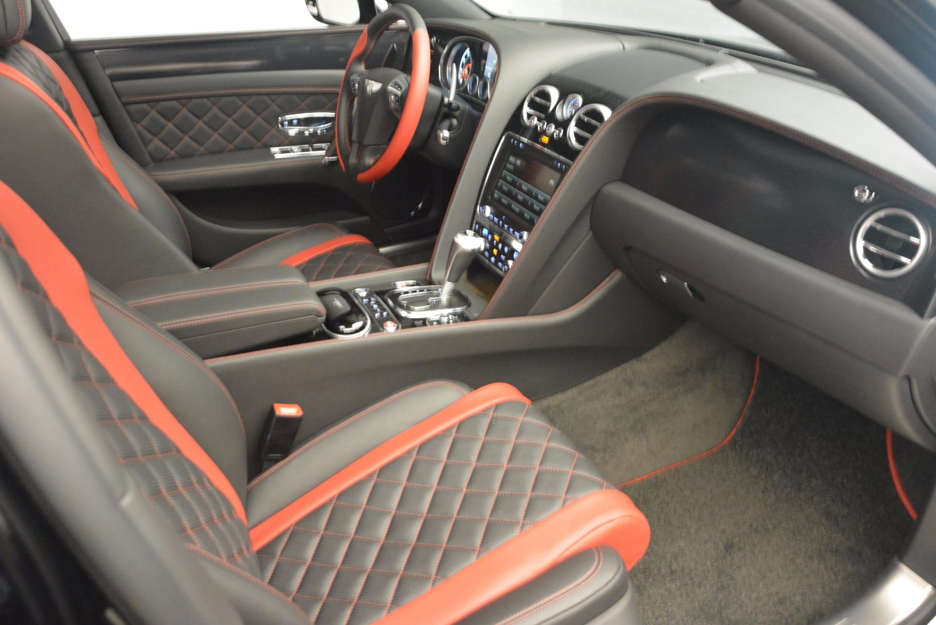 New 2017 Bentley Flying Spur W12 S For Sale In Westport, CT 861_p41