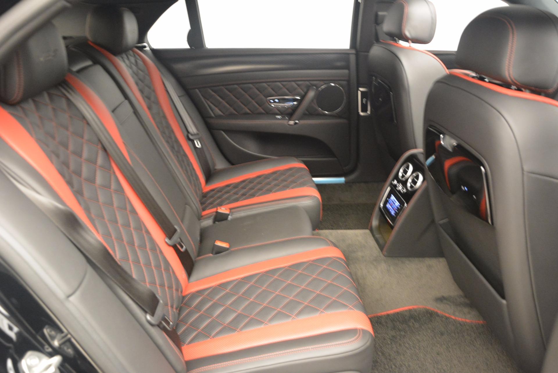 New 2017 Bentley Flying Spur W12 S For Sale In Westport, CT 861_p44