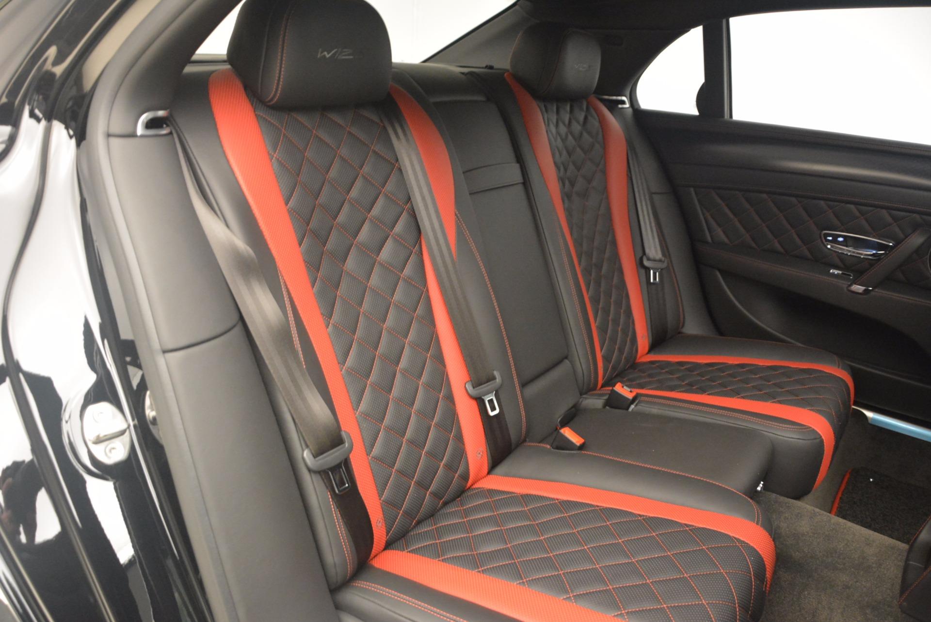 New 2017 Bentley Flying Spur W12 S For Sale In Westport, CT 861_p45