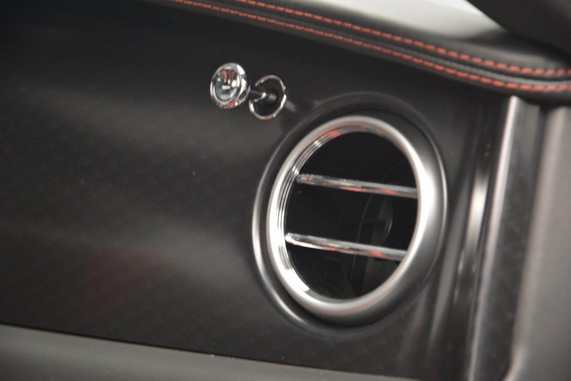 New 2017 Bentley Flying Spur W12 S For Sale In Westport, CT 861_p46