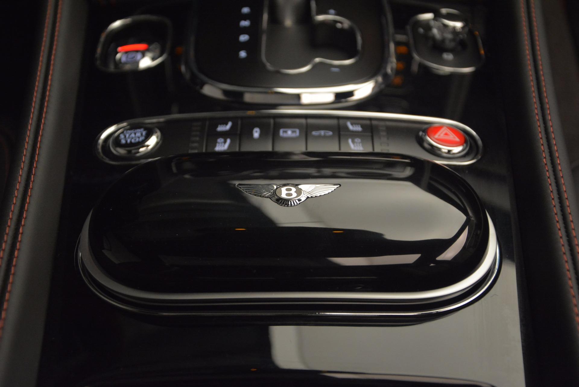 New 2017 Bentley Flying Spur W12 S For Sale In Westport, CT 861_p51