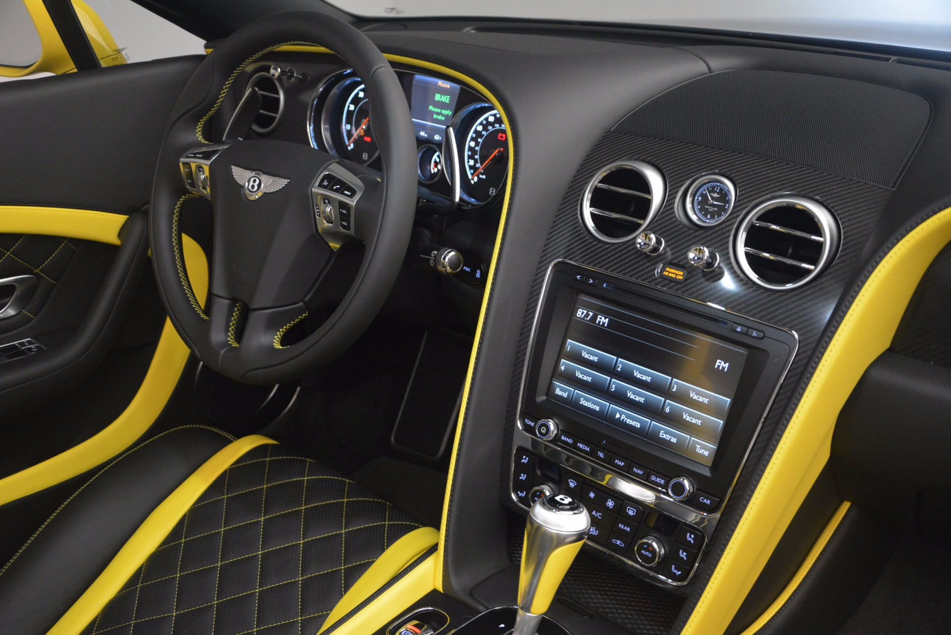 New 2017 Bentley Continental GT Speed Black Edition For Sale In Westport, CT 862_p29