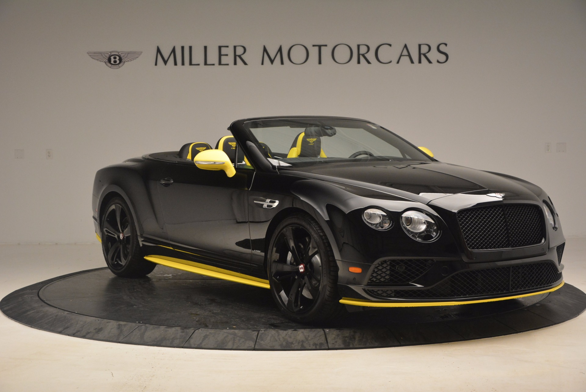 New 2017 Bentley Continental GT V8 S Black Edition For Sale In Westport, CT 864_p11