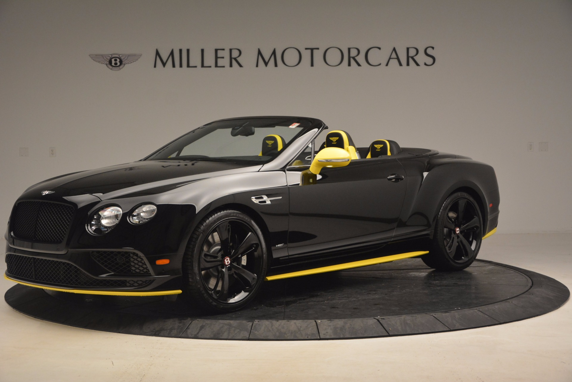 New 2017 Bentley Continental GT V8 S Black Edition For Sale In Westport, CT 864_p2