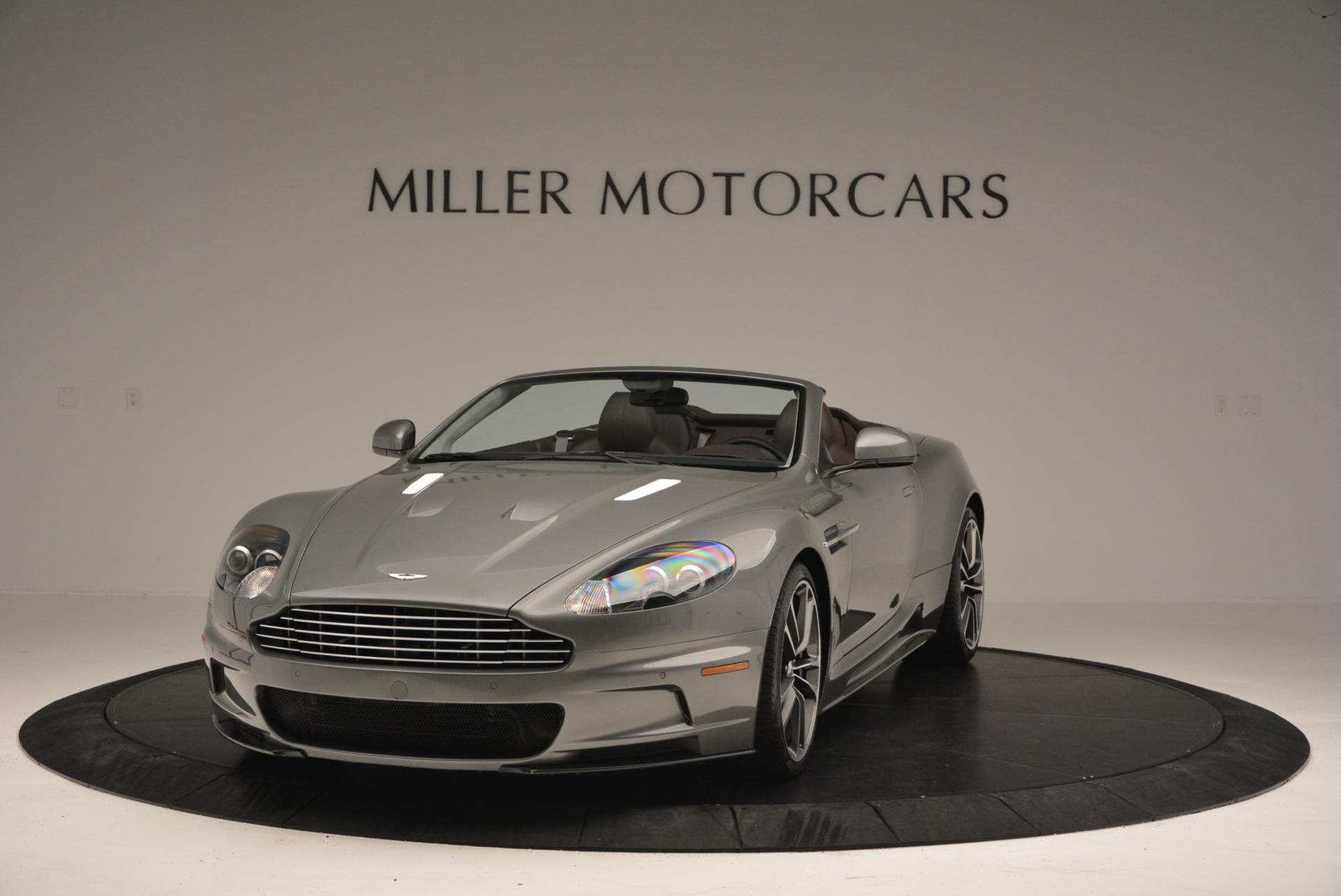 Used 2010 Aston Martin DBS Volante For Sale In Westport, CT