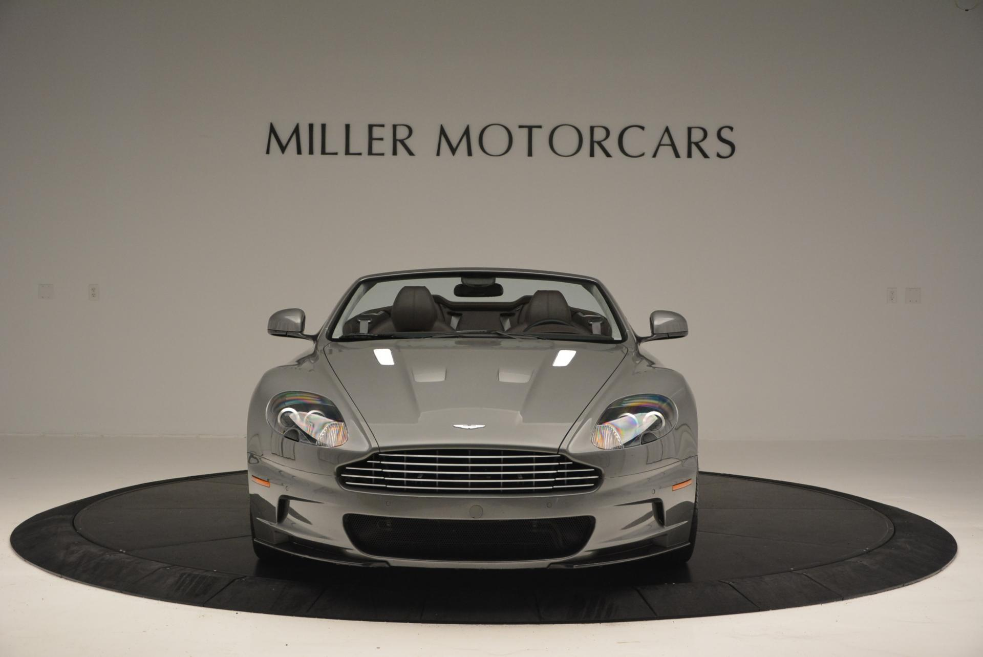 Used 2010 Aston Martin DBS Volante For Sale In Westport, CT 87_p12