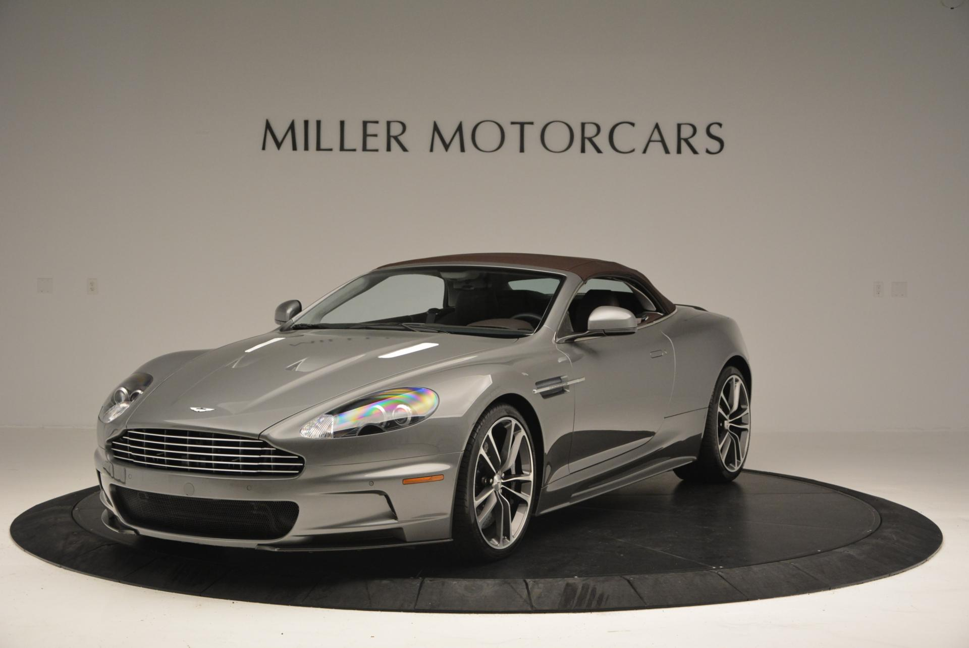 Used 2010 Aston Martin DBS Volante For Sale In Westport, CT 87_p13
