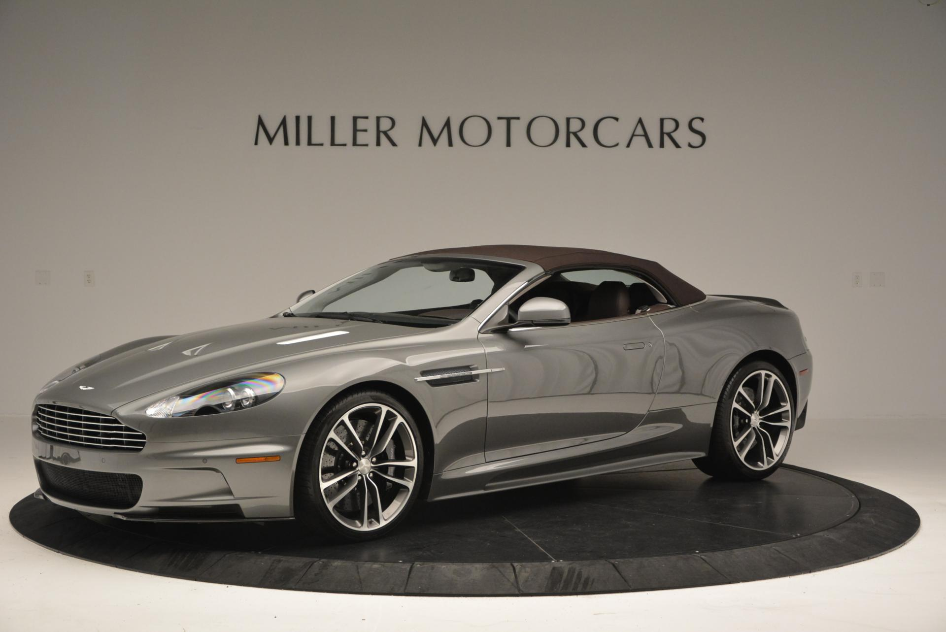 Used 2010 Aston Martin DBS Volante For Sale In Westport, CT 87_p14