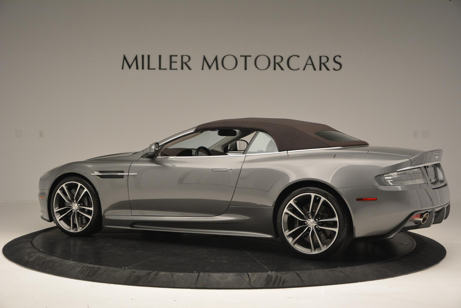 Used 2010 Aston Martin DBS Volante For Sale In Westport, CT 87_p16