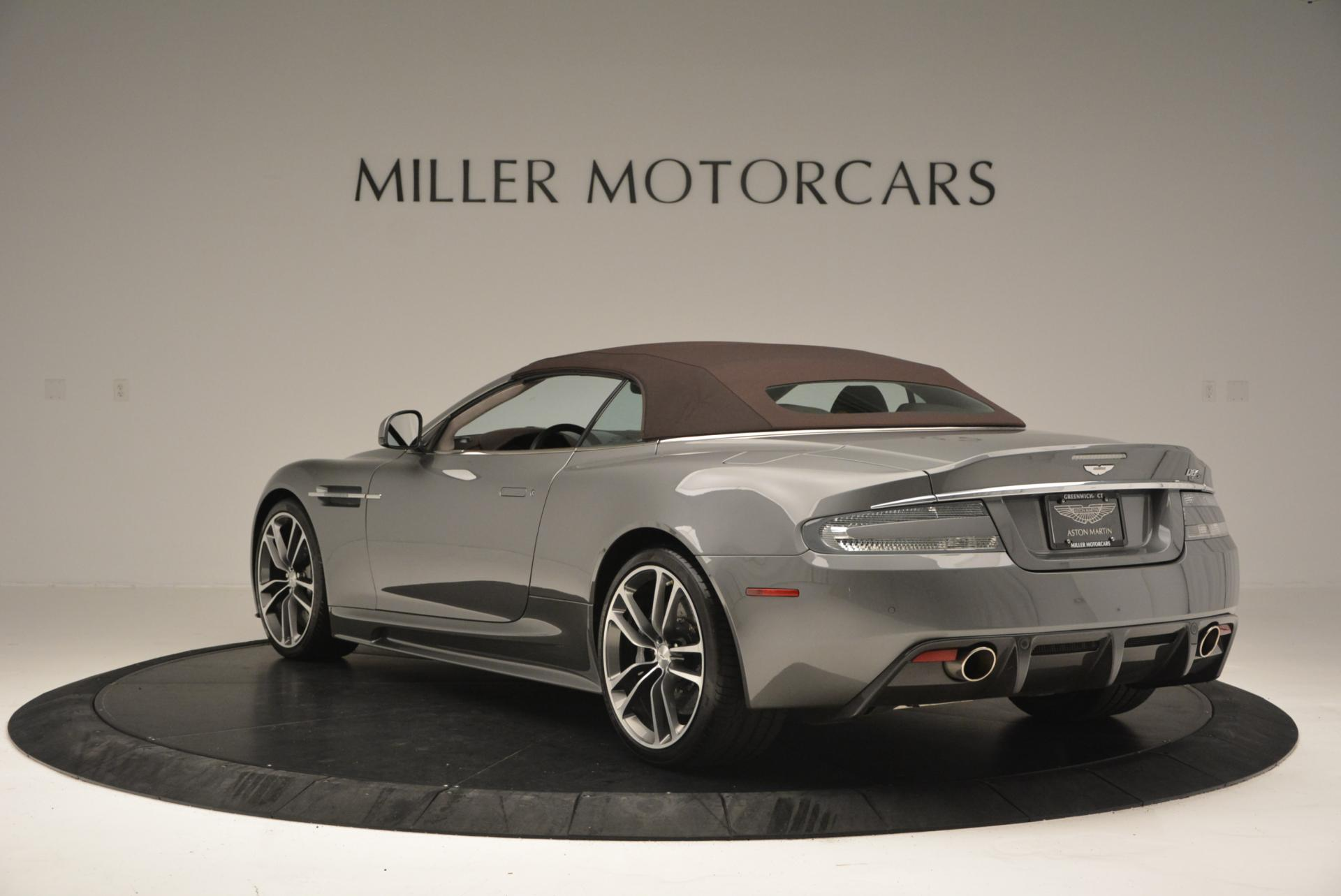Used 2010 Aston Martin DBS Volante For Sale In Westport, CT 87_p17