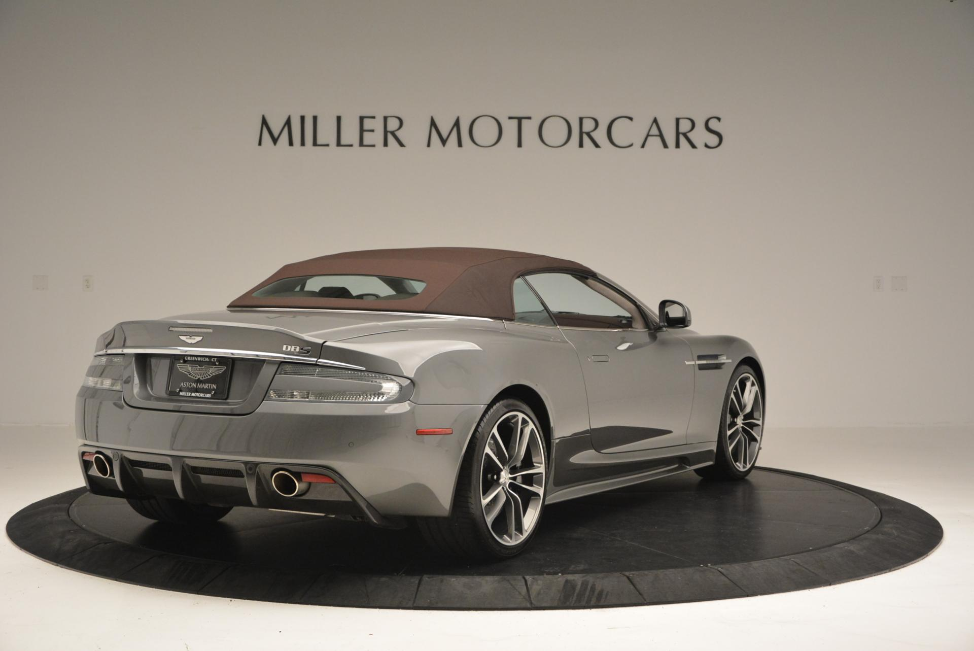 Used 2010 Aston Martin DBS Volante For Sale In Westport, CT 87_p19