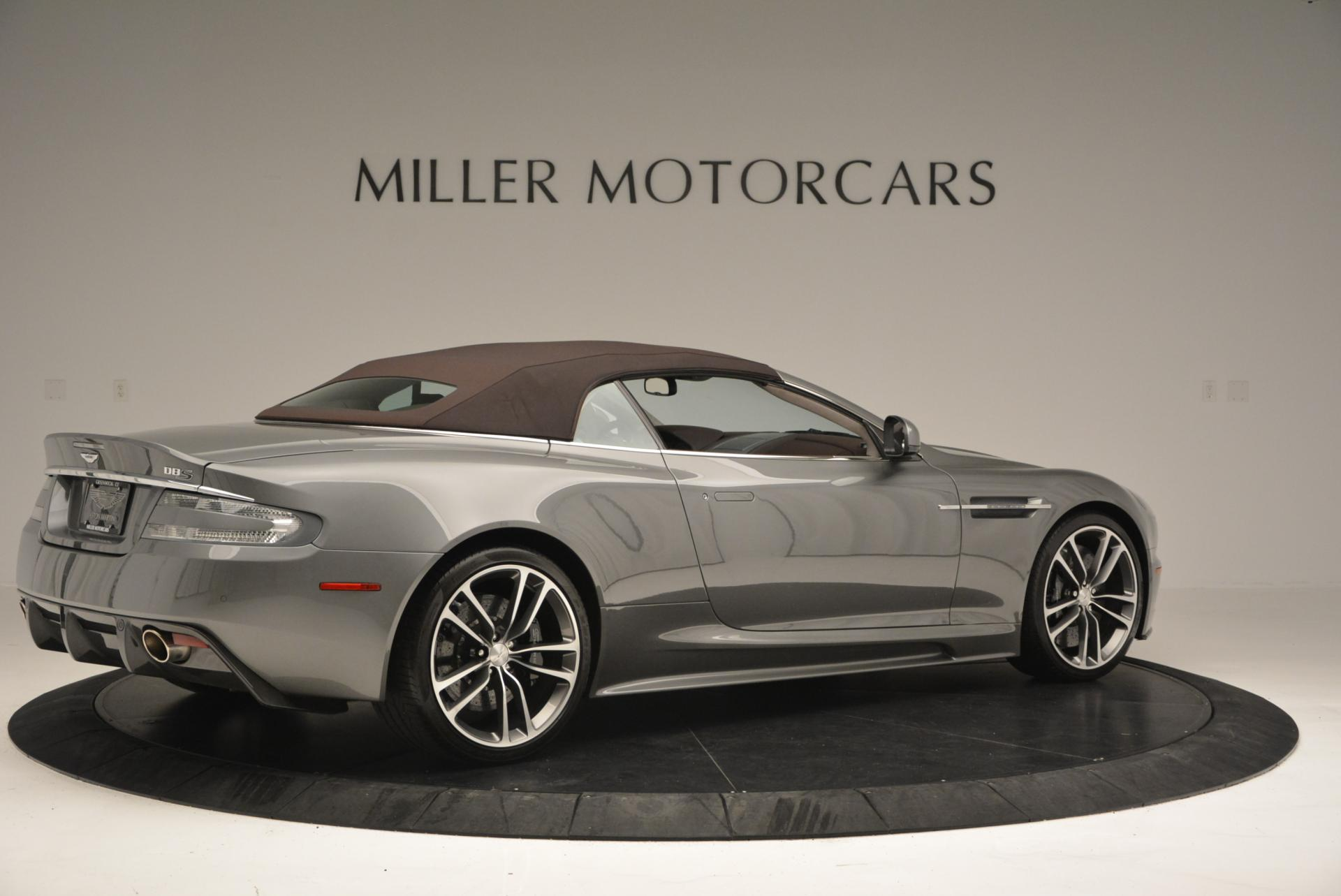 Used 2010 Aston Martin DBS Volante For Sale In Westport, CT 87_p20